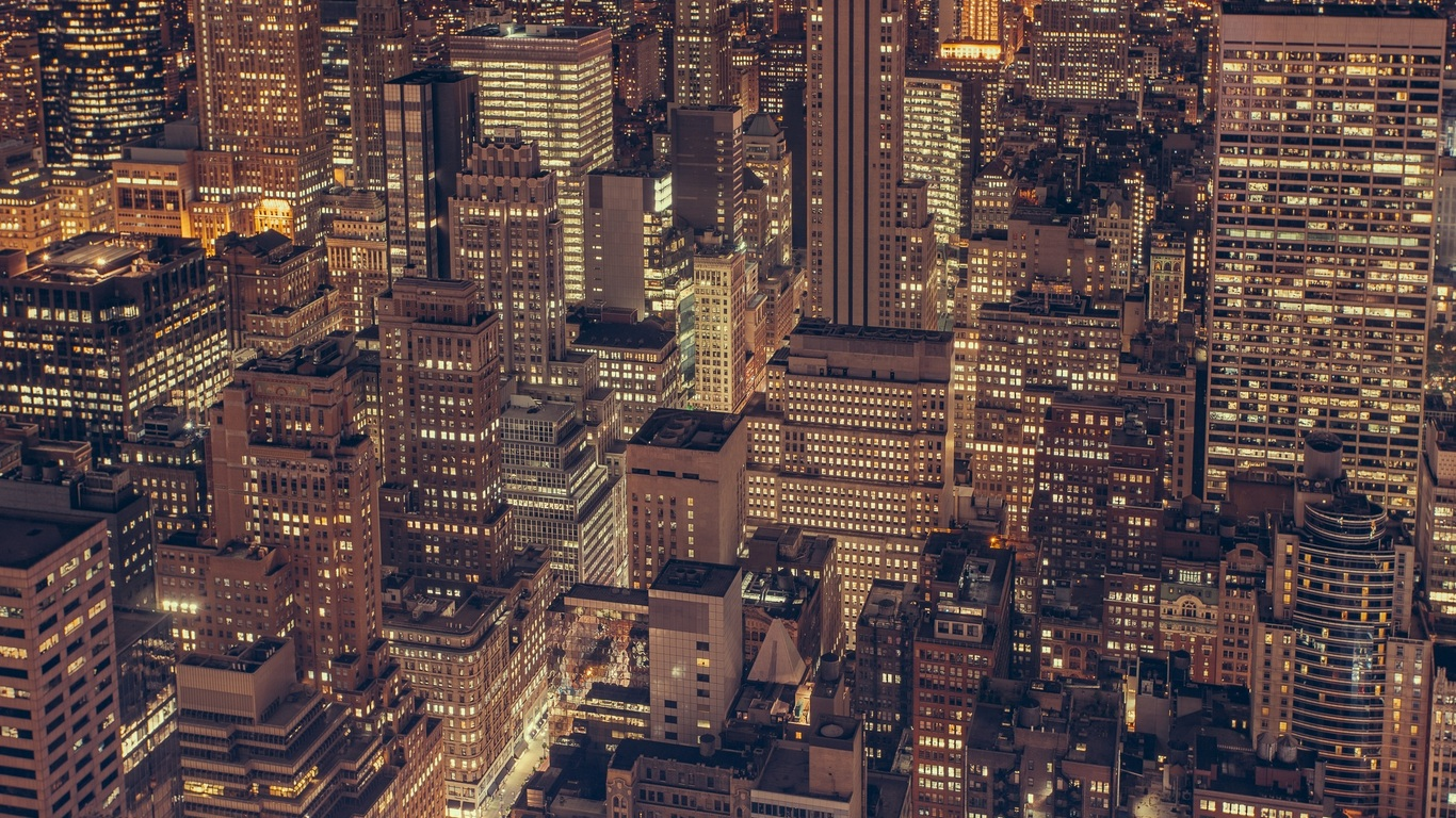 New York City Skyline L4