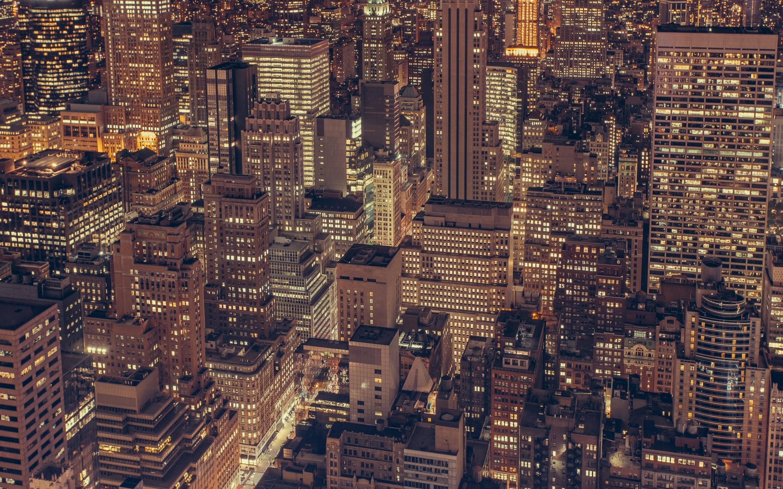 2880x1800 New York City Skyline Macbook Pro Retina Hd 4k Wallpapers