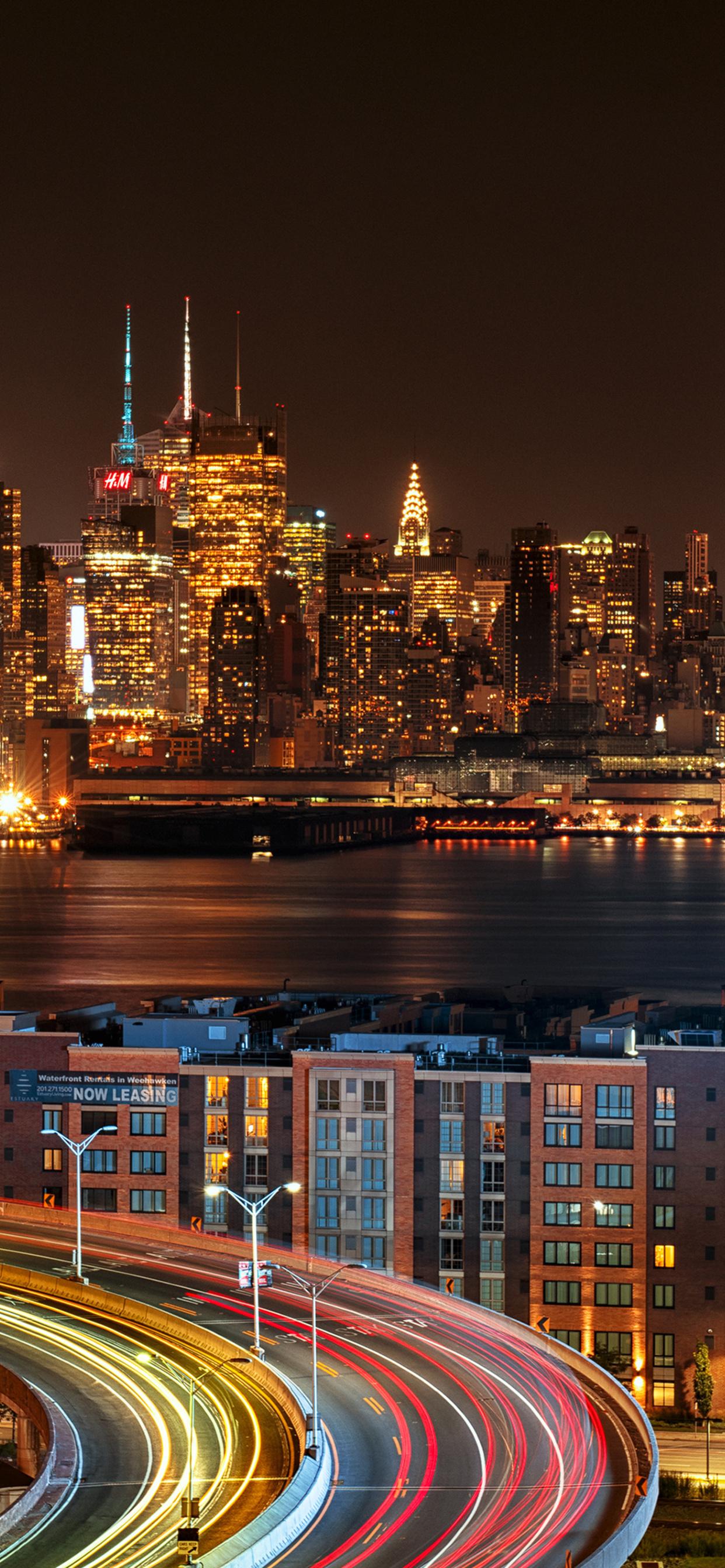 Top New York City Iphone Xs Max Wallpaper - wallpaper