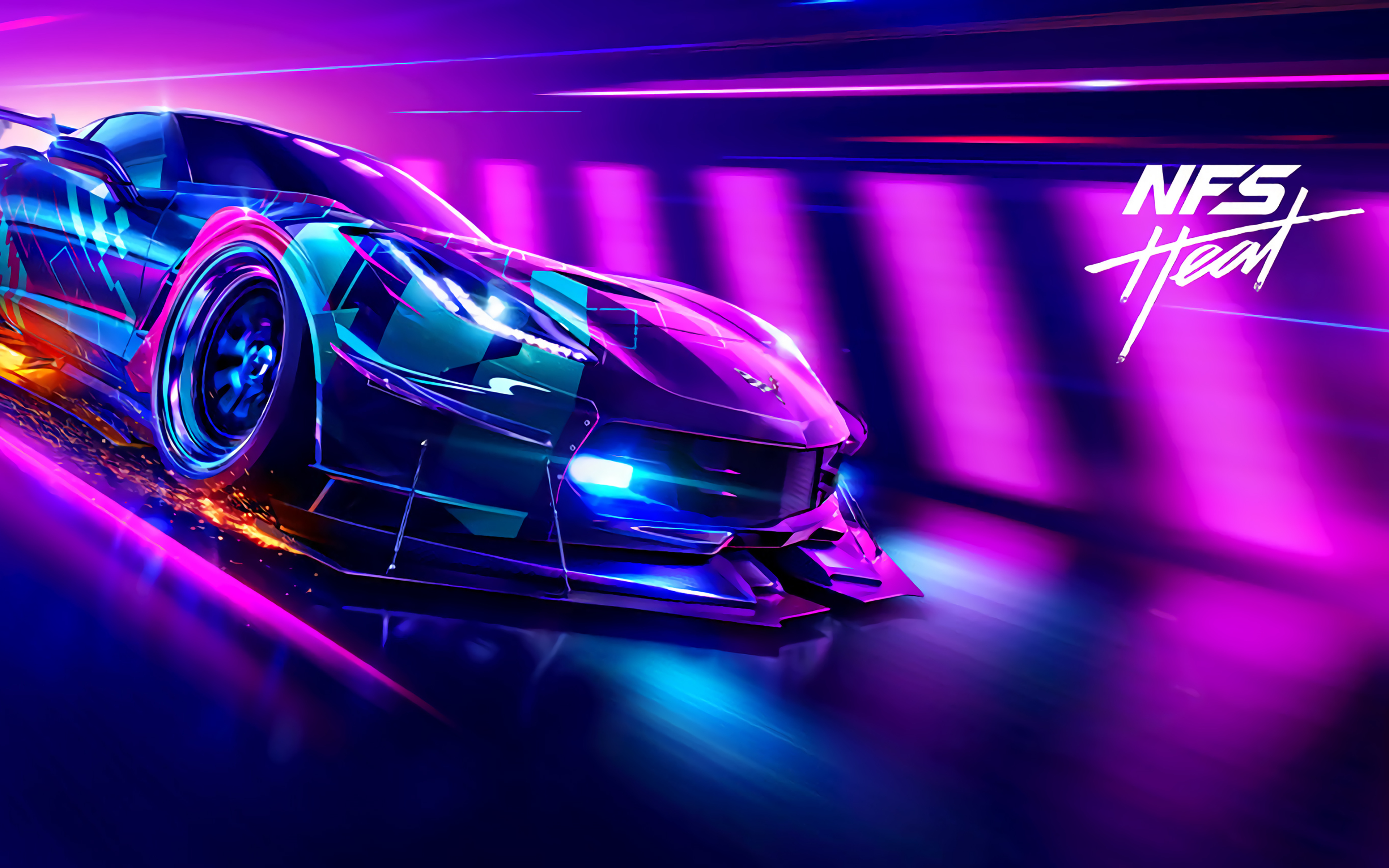3840x2400 Nfs Heat 4k HD 4k Wallpapers, Images, Backgrounds, Photos and Pictures