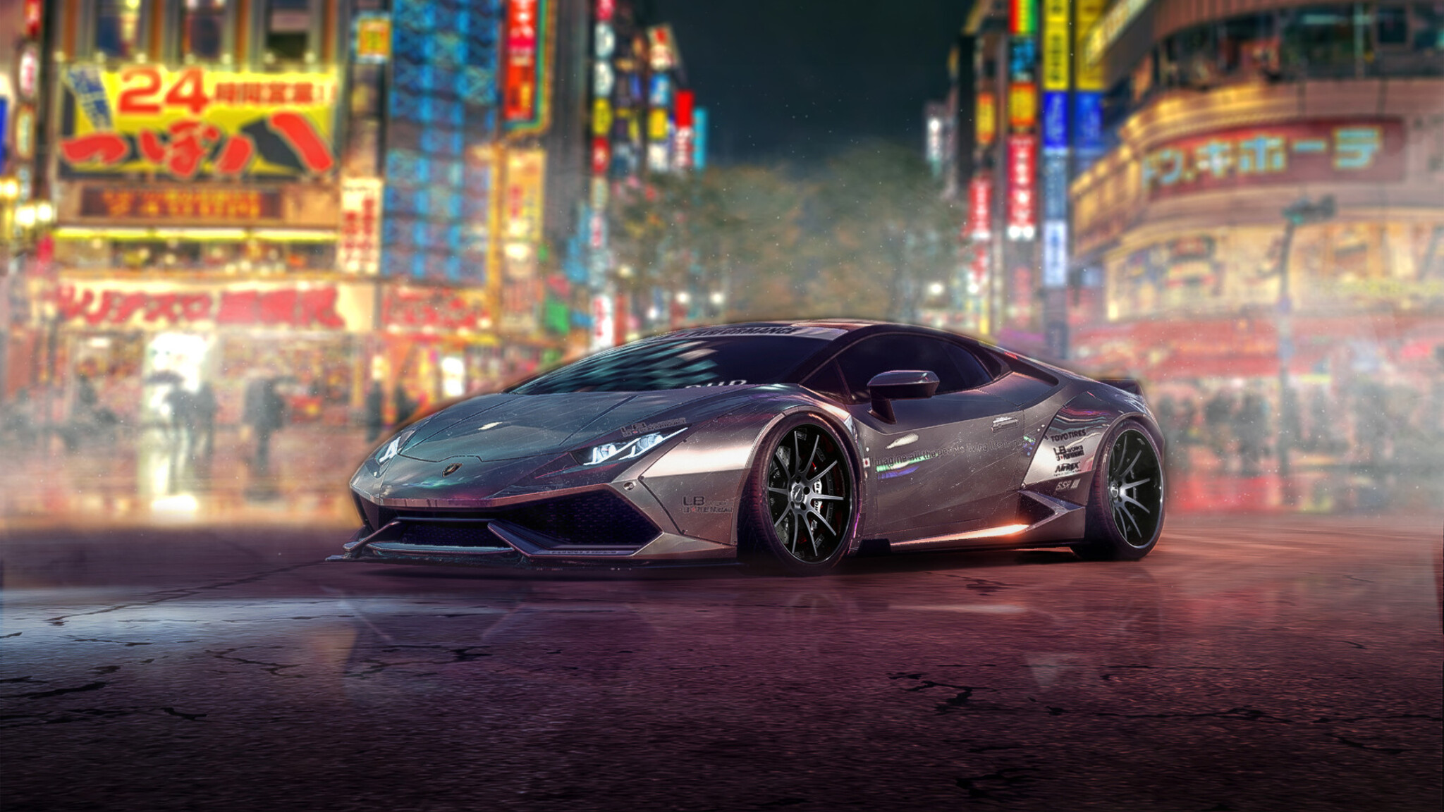 Need For Speed Payback Wallpaper: 2048x1152 NFS Payback Lamborghini 2048x1152 Resolution HD