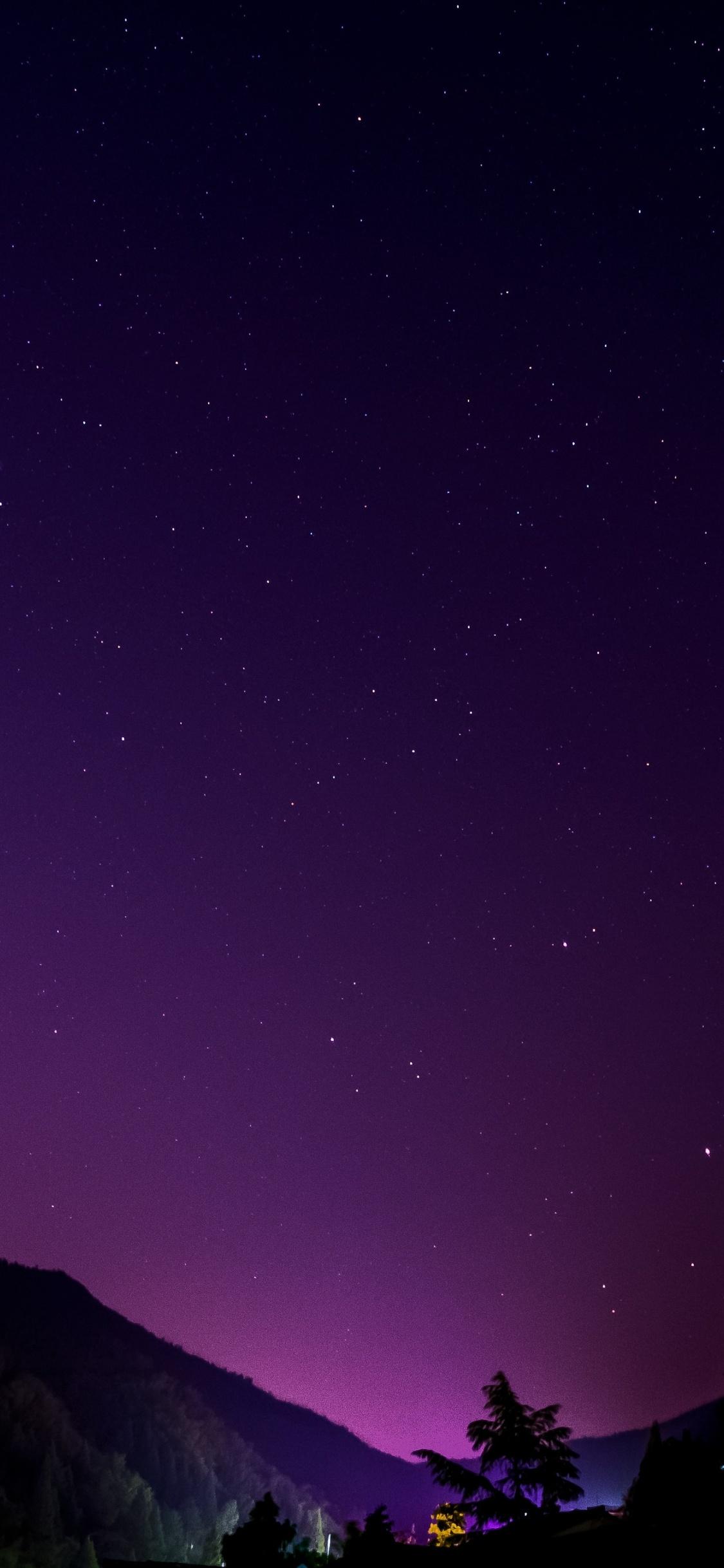 1125x2436 Night Sky Space 4k Iphone Xs Iphone 10 Iphone X Hd 4k