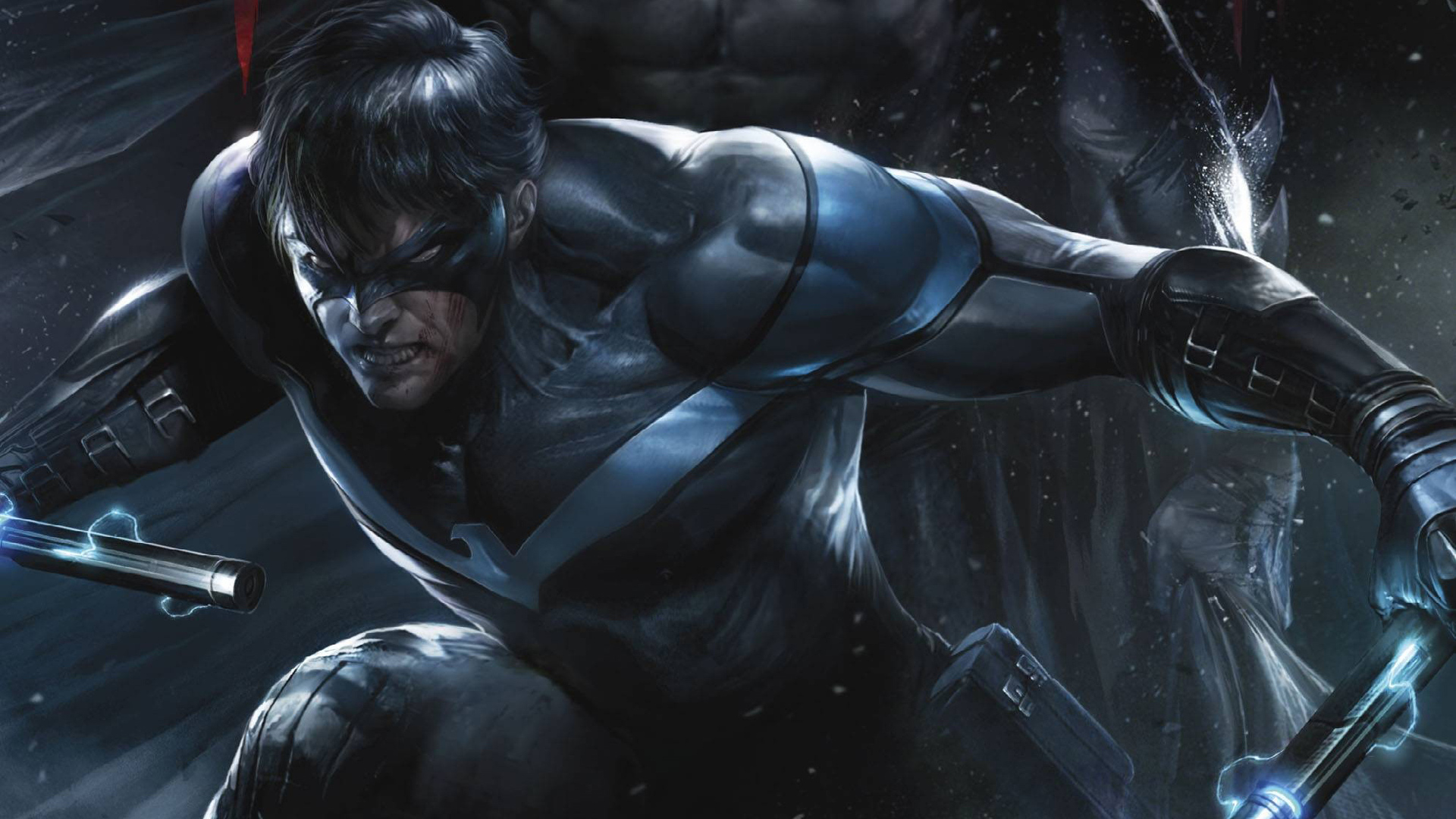 1920x1080 Nightwing Art Laptop Full HD 1080P HD 4k ...