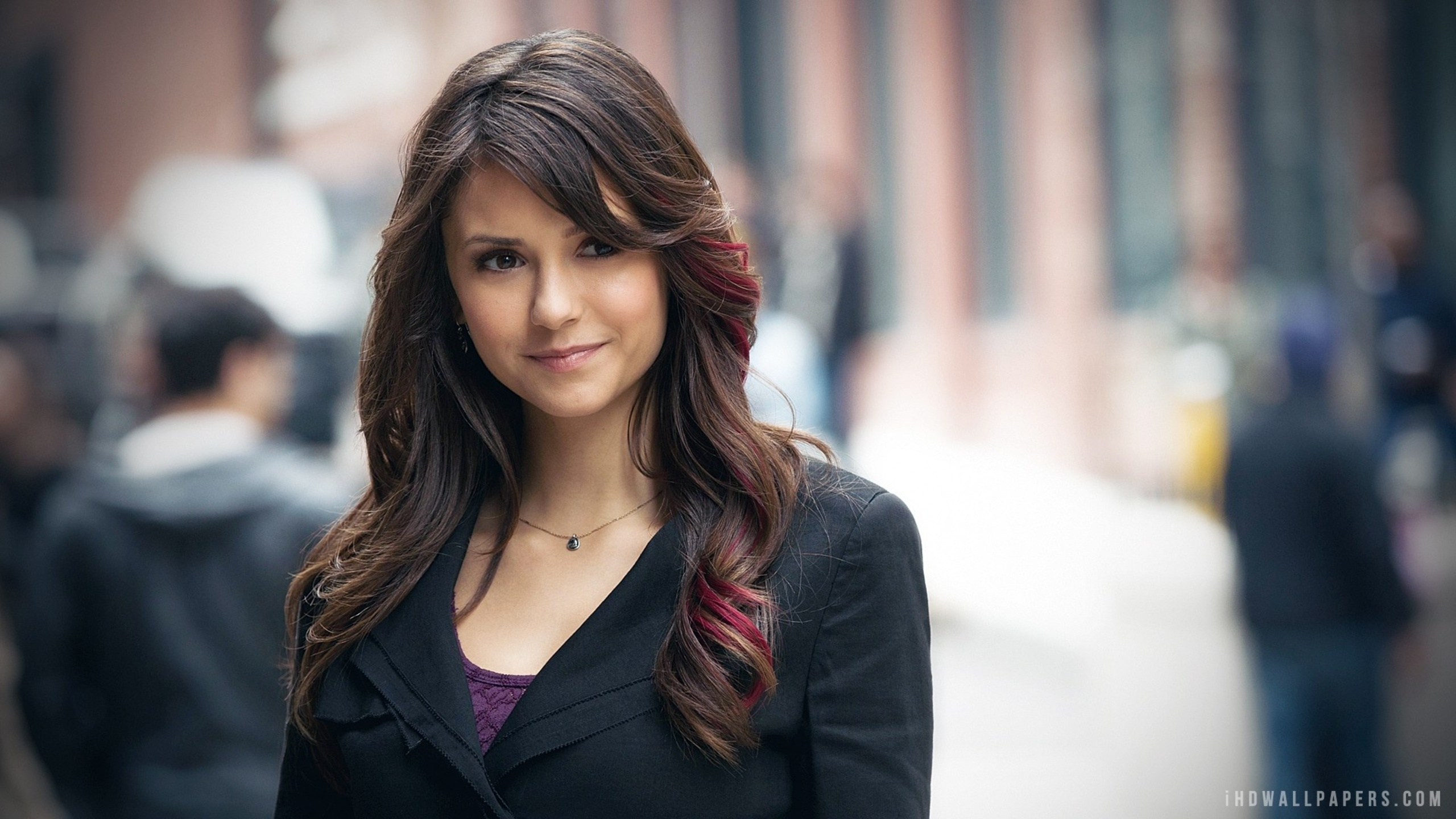 Nina Dobrev Wallpapers Pictures Images