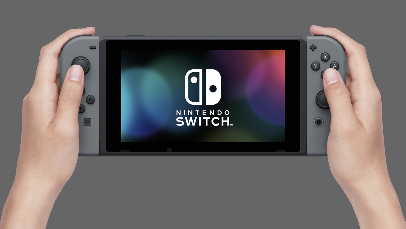 1360x768 Nintendo Switch Console Laptop Hd Hd 4k Wallpapers Images Backgrounds Photos And Pictures