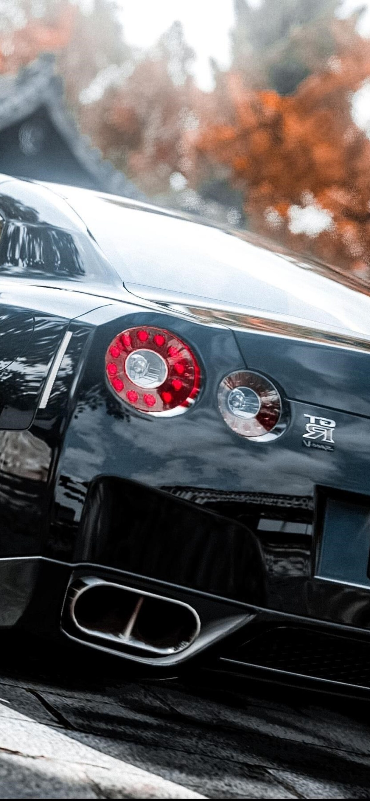1242x2688 Nissan Gtr 2 Iphone Xs Max Hd 4k Wallpapers Images