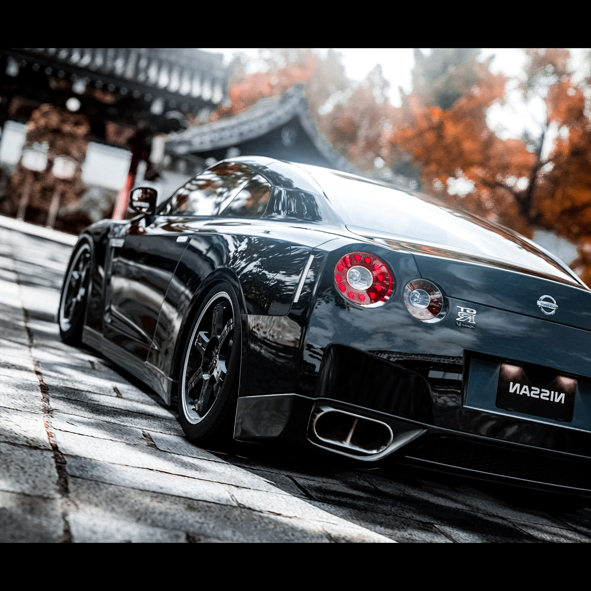 Nissan Gtr Ipad Wallpaper: 2048x2048 Nissan GTR 2 Ipad Air HD 4k Wallpapers, Images