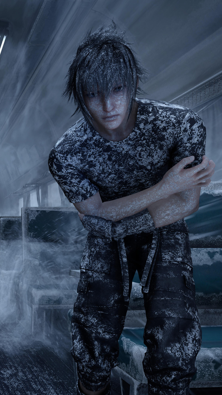 750x1334 Noctis Final Fantasy Xv 4k Iphone 6 Iphone 6s