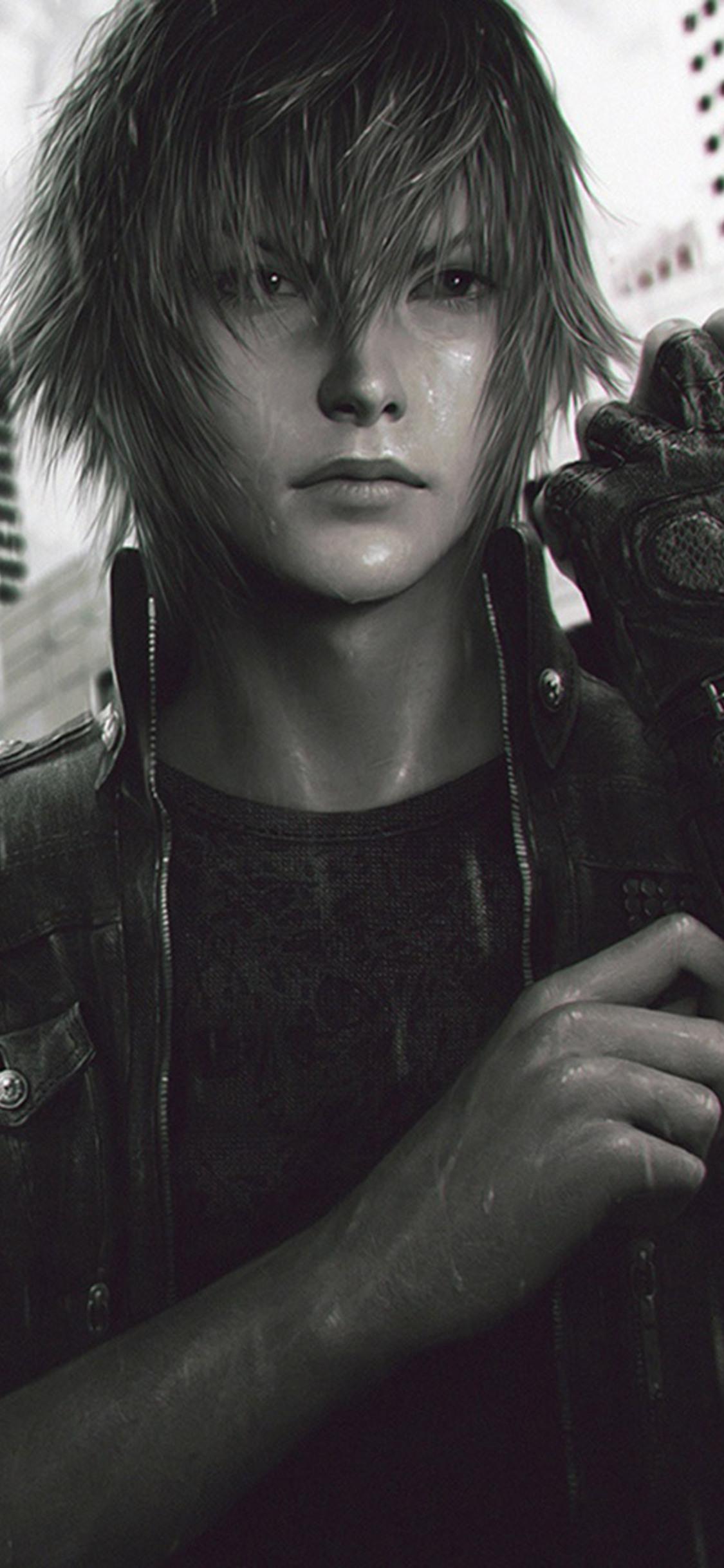 1125x2436 Noctis Lucis Caelum Final Fantasy Xv Iphone Xs Iphone 10