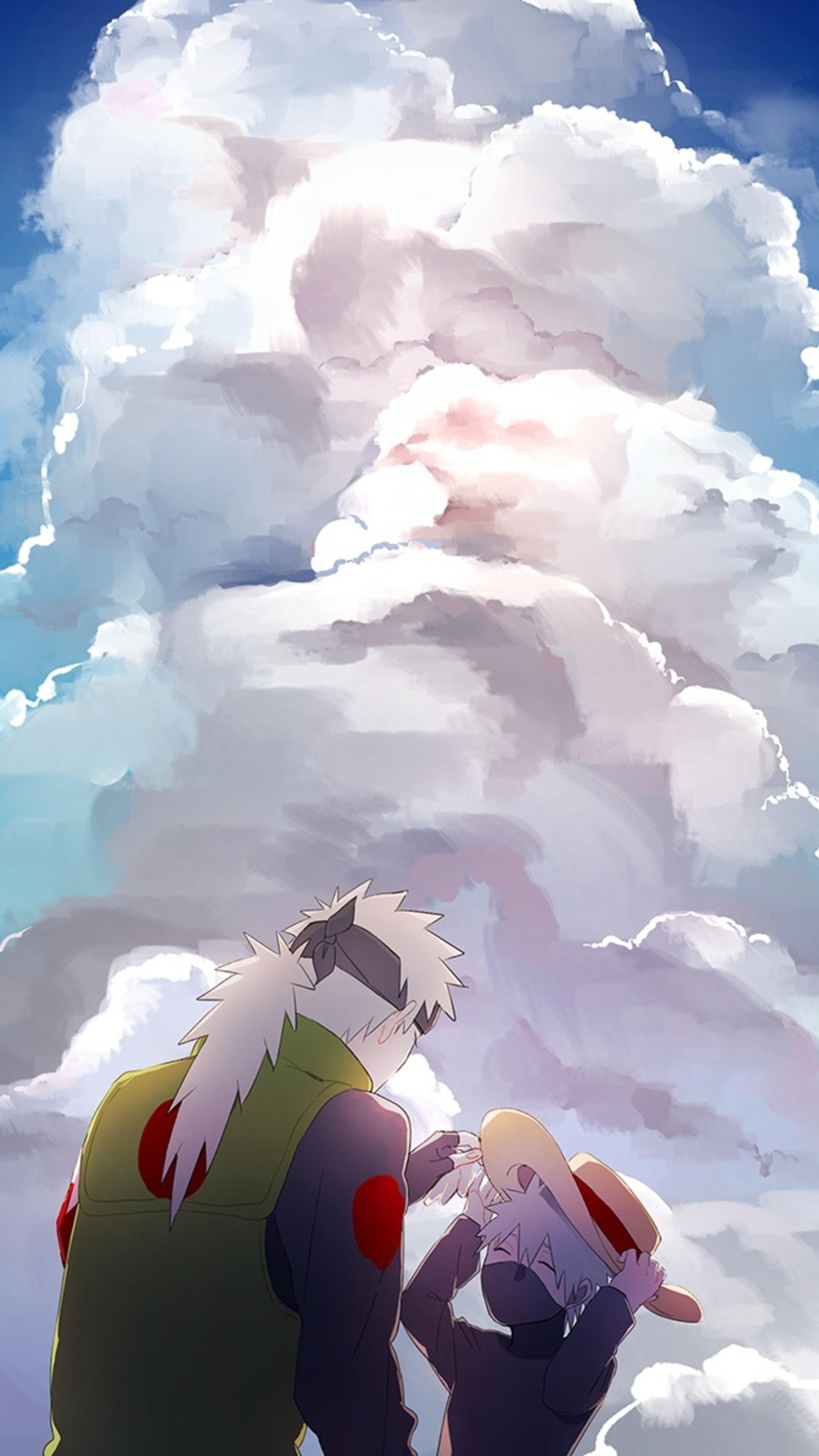 obito uchiha with guru xk