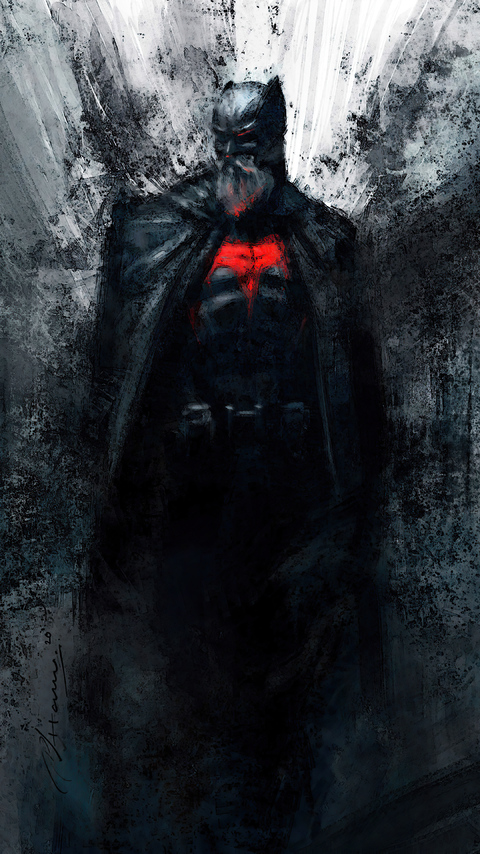 480x854 Old Batman 2020 4k Android One HD 4k Wallpapers ...