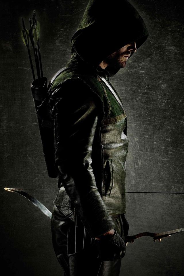 Oliver Queen As Green Arrow Nl