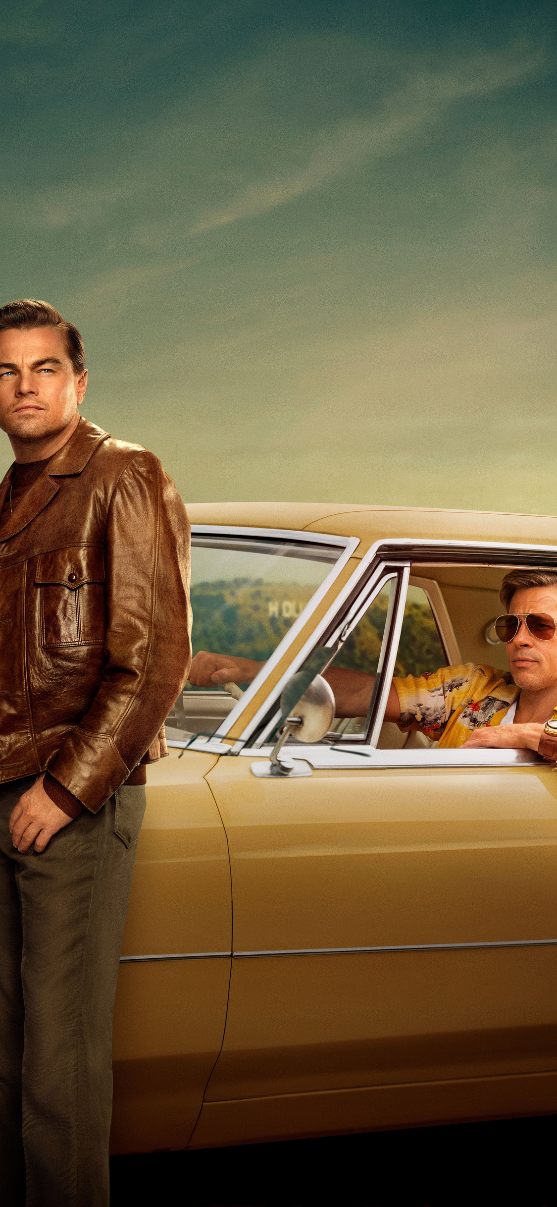 1125x2436 Once Upon A Time In Hollywood 2019 4k Iphone Xs