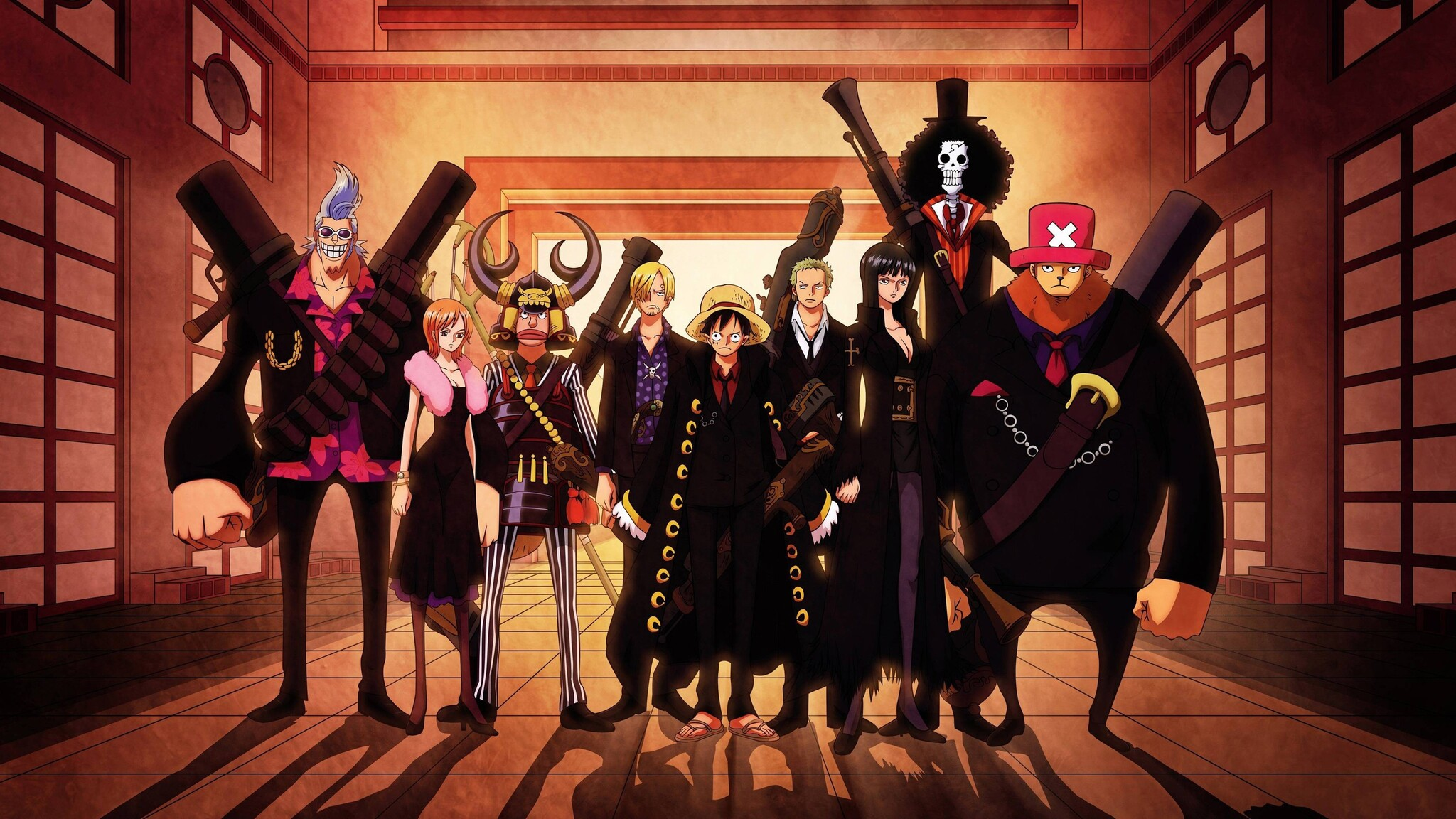 2048x1152 One Piece Anime 2048x1152 Resolution HD 4k ...