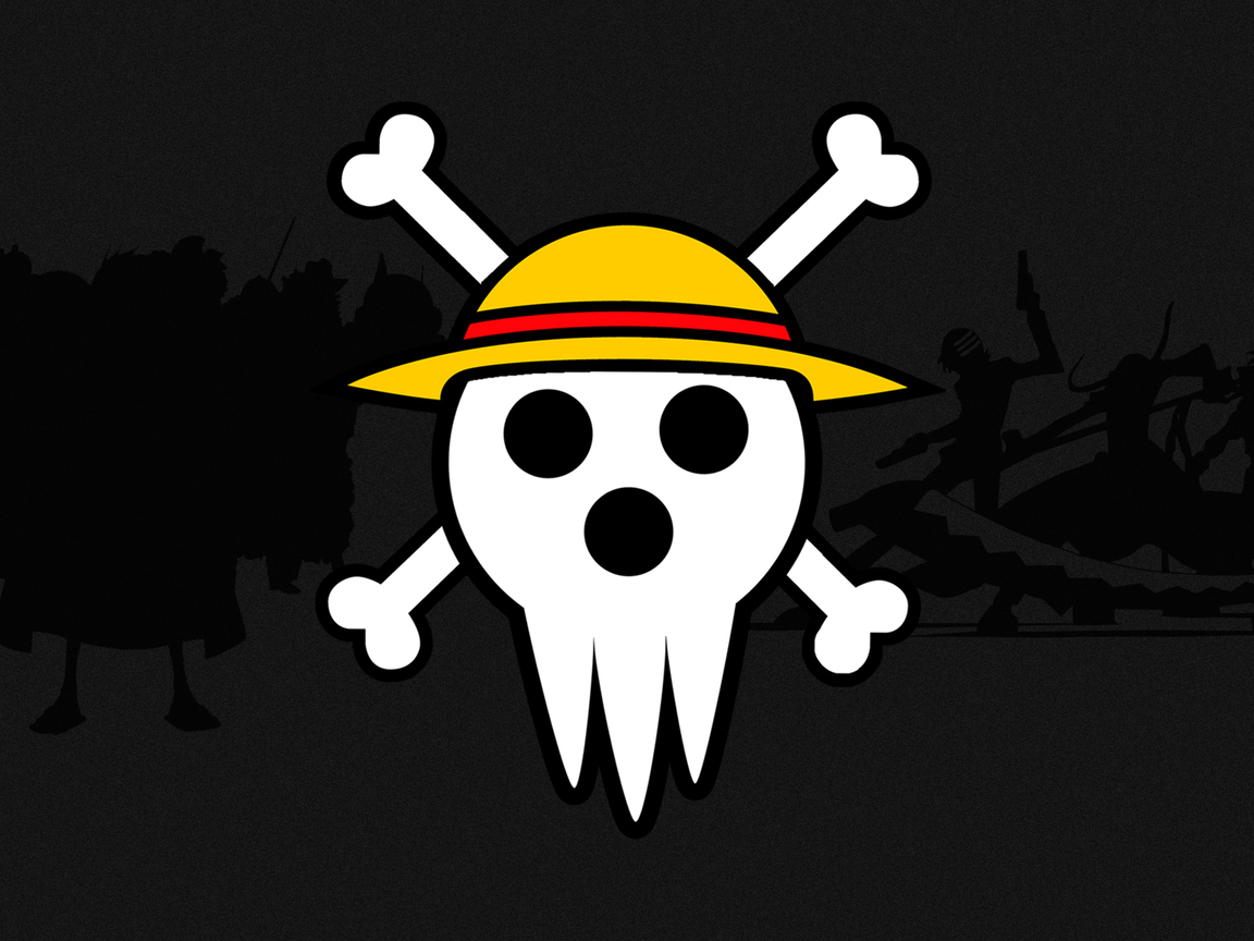 One Piece Anime Art Logo Sd