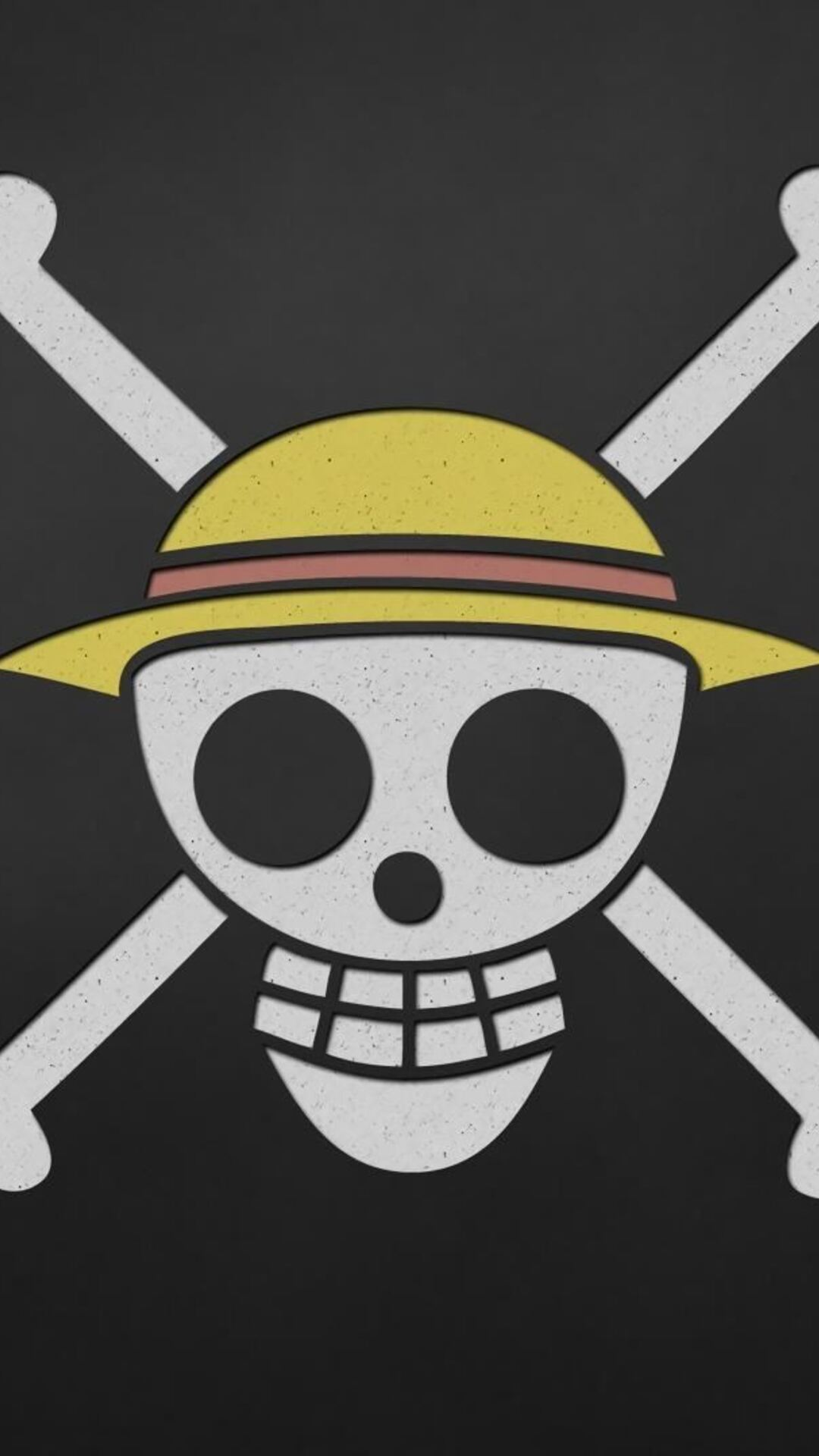 1080x1920 One Piece Anime Skull Iphone 7 6s 6 Plus Pixel Xl One