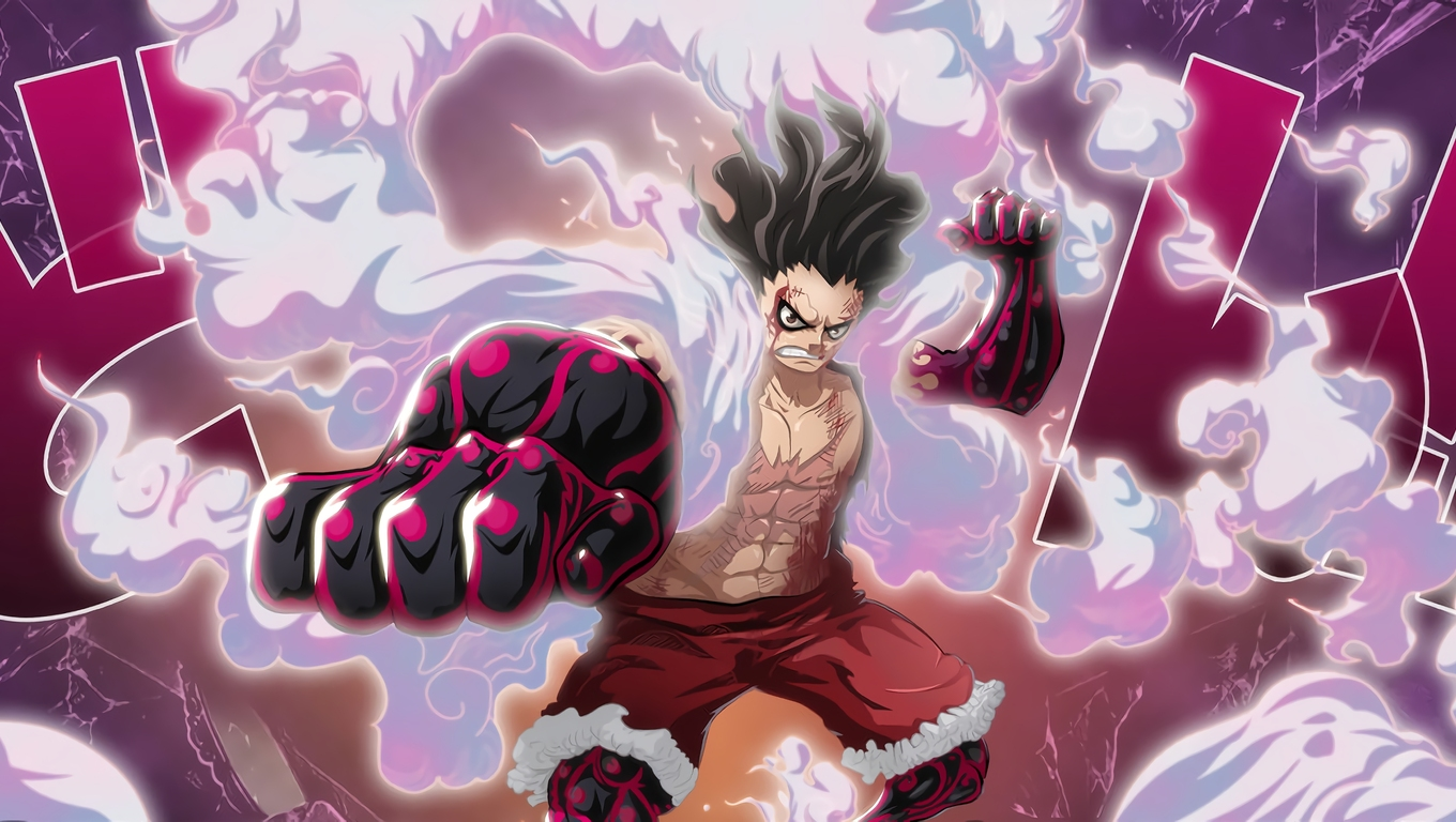 1360x768 One Piece Monkey D Luffy Laptop Hd Hd 4k Wallpapers Images Backgrounds Photos And Pictures