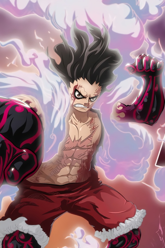 Luffy Wallpaper 4k Iphone Gambarku