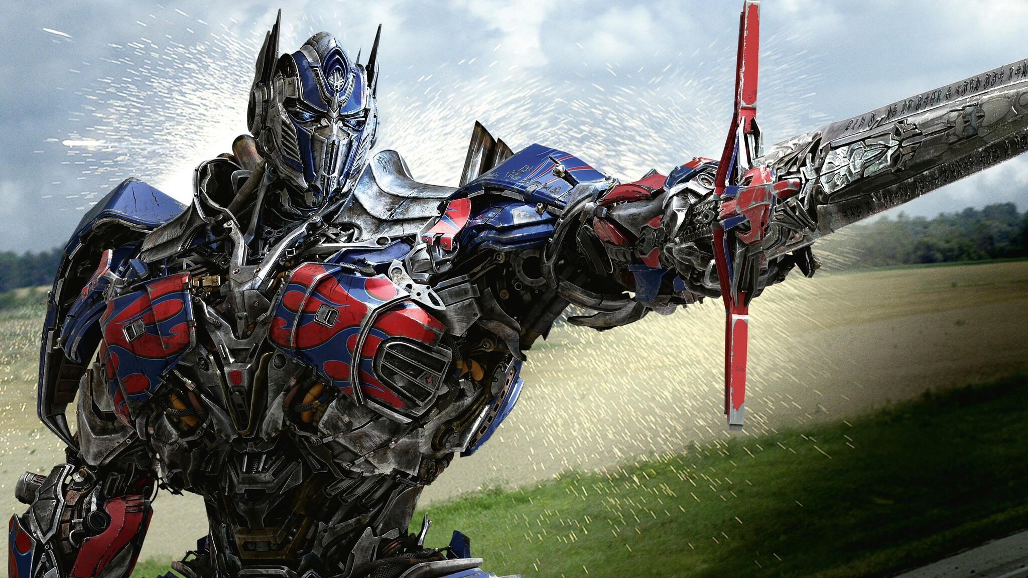 2048x1152 Optimus Prime In Transformers 4 Age Of