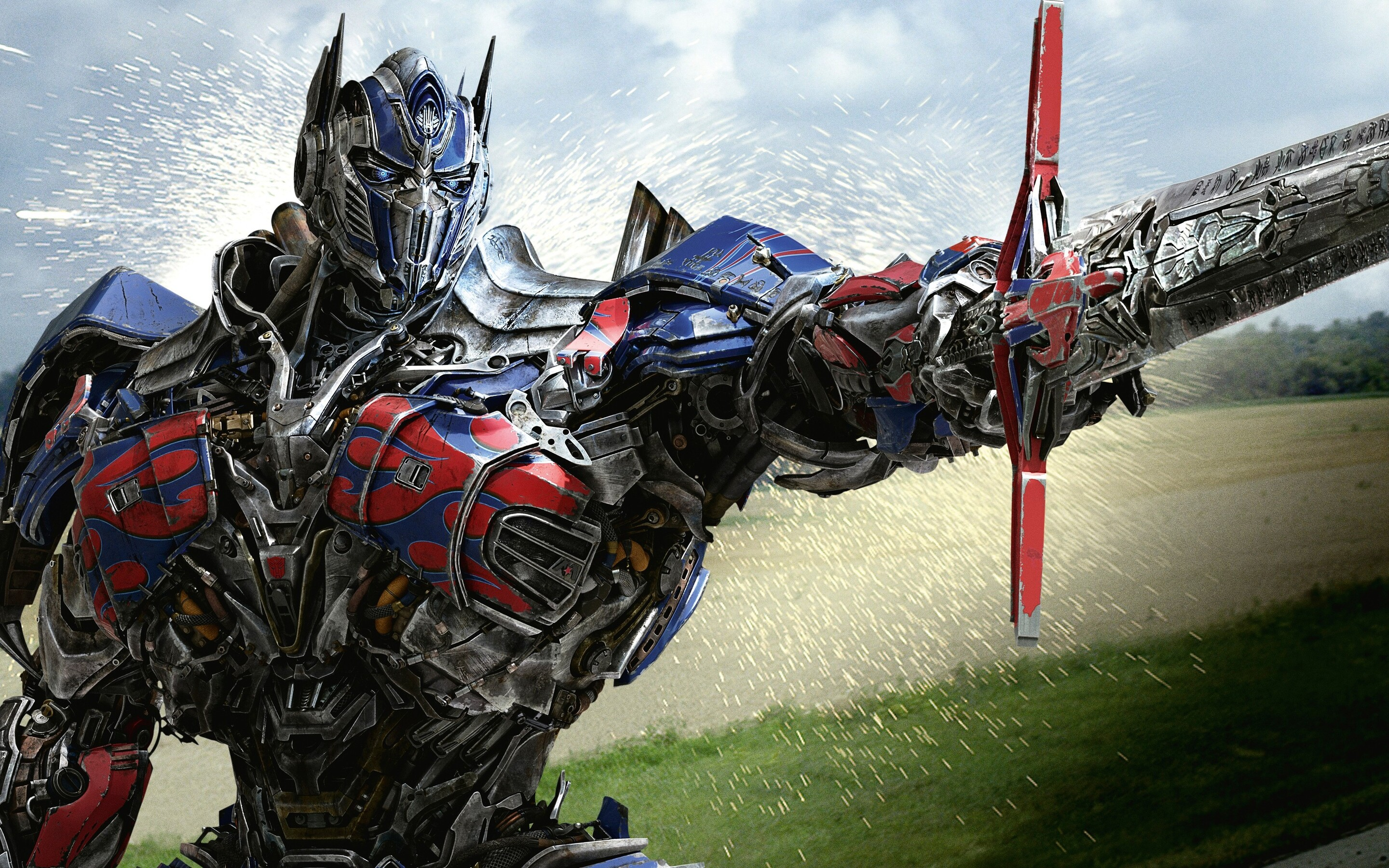 2880x1800 Optimus Prime In Transformers 4 Age Of Extinction