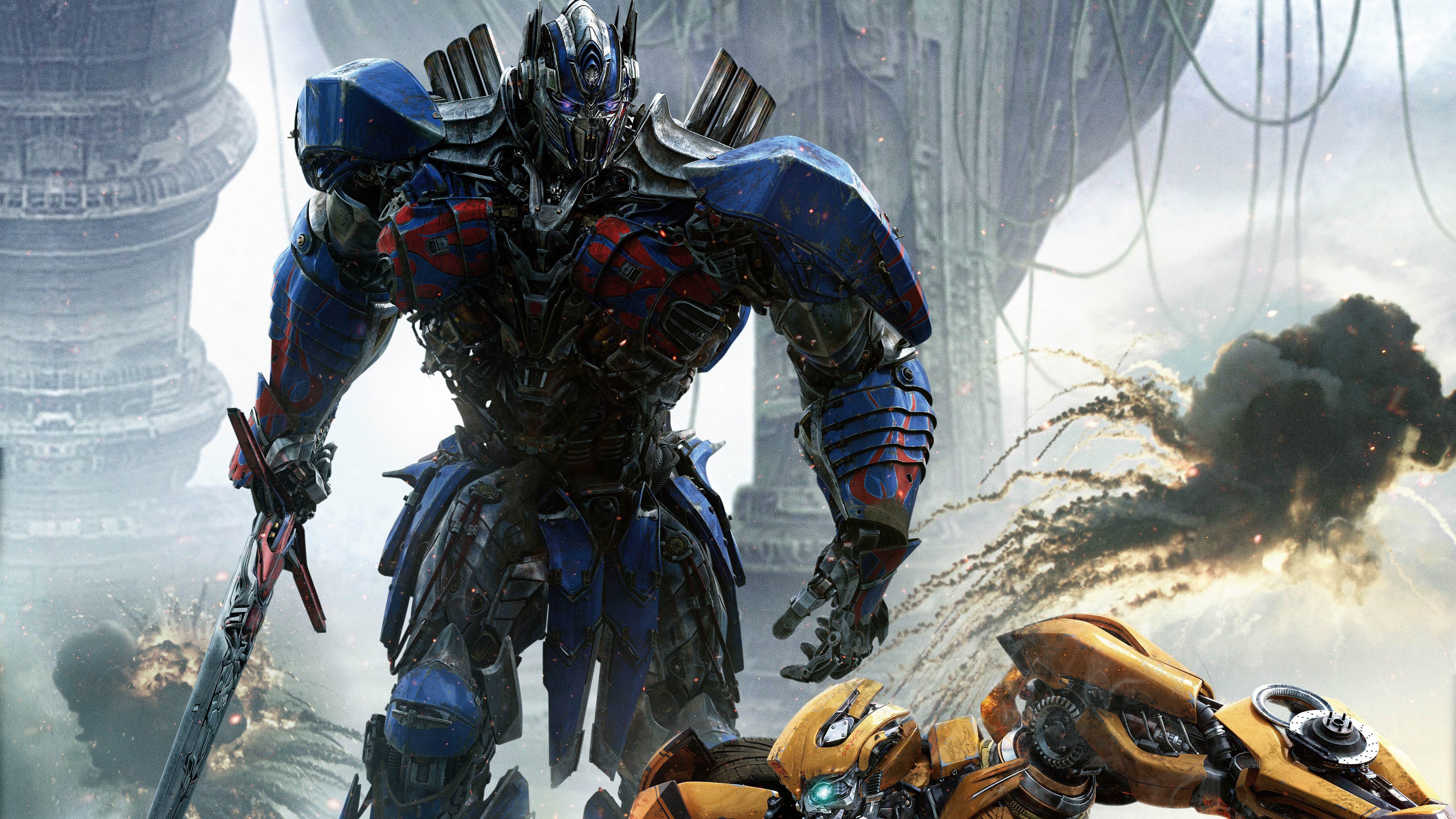 5120x2880 Optimus Prime Transformers The Last Knight 5k Hd 4k