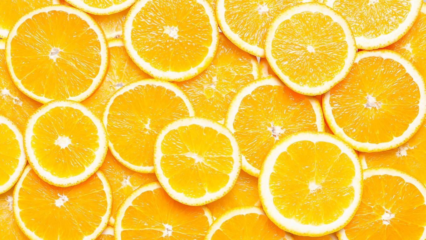 oranges 4k