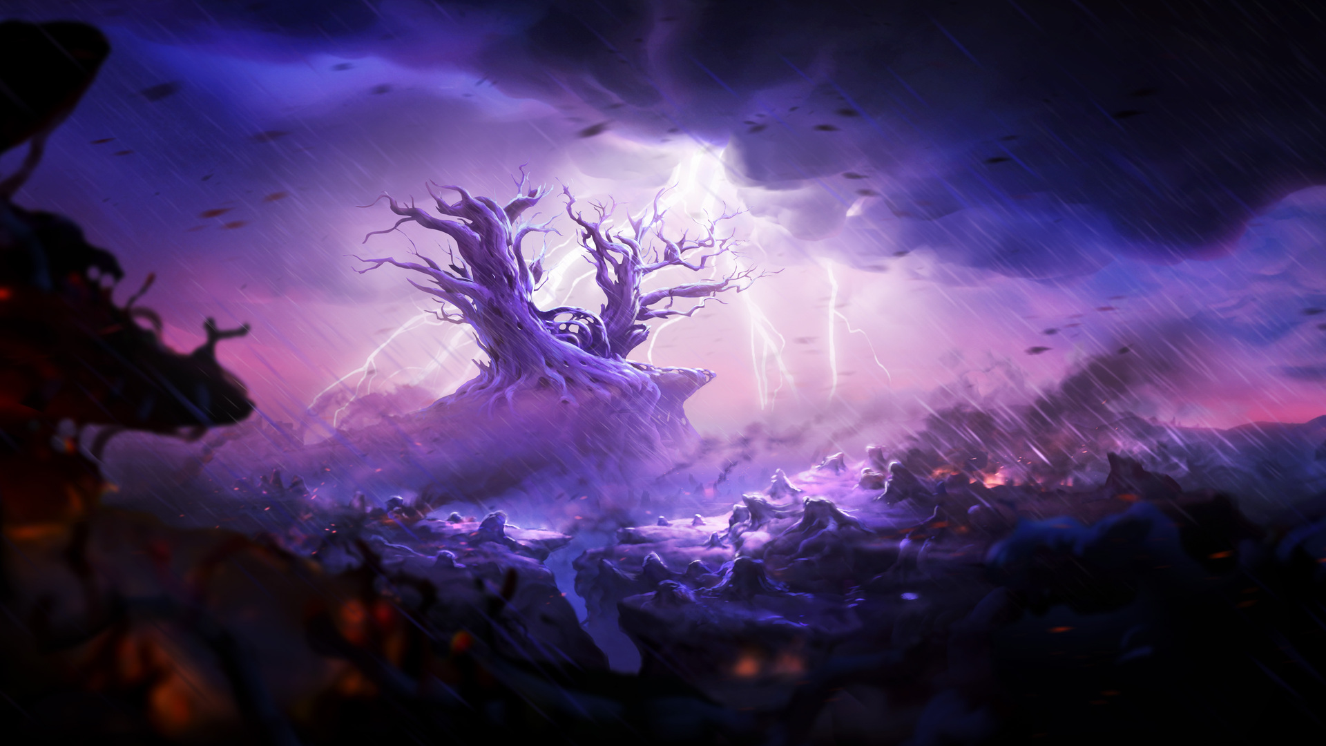 1920x1080 Ori And The Blind Forest Spirit Tree Laptop Full