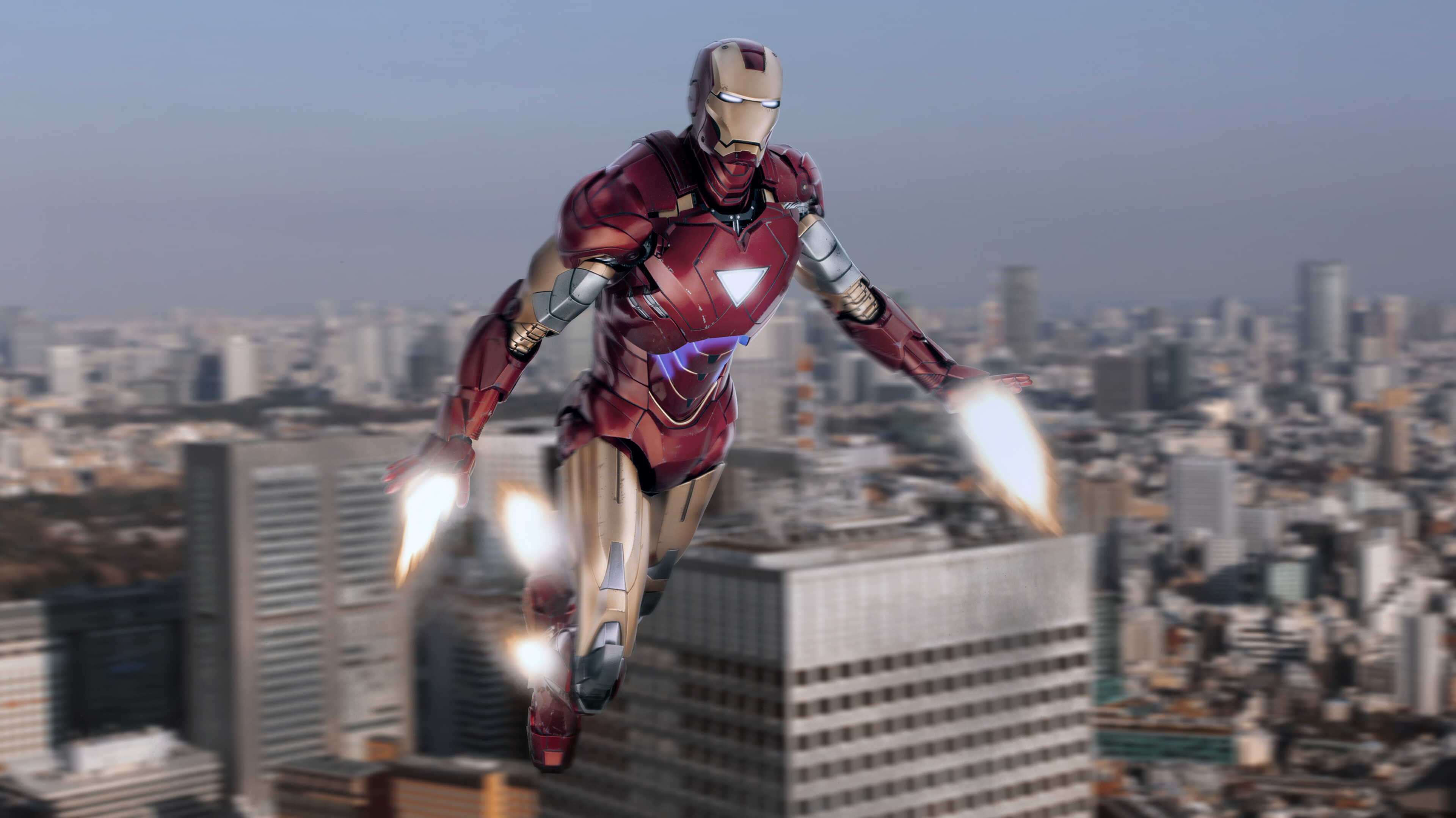 3840x2160 Out World Iron Man 4k 4k Hd 4k Wallpapers Images