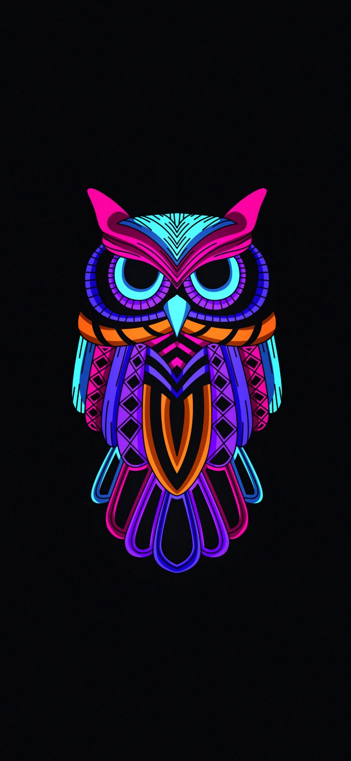 1125x2436 Owl Minimal Dark 4k Iphone Xs Iphone 10 Iphone X Hd 4k Wallpapers Images Backgrounds Photos And Pictures