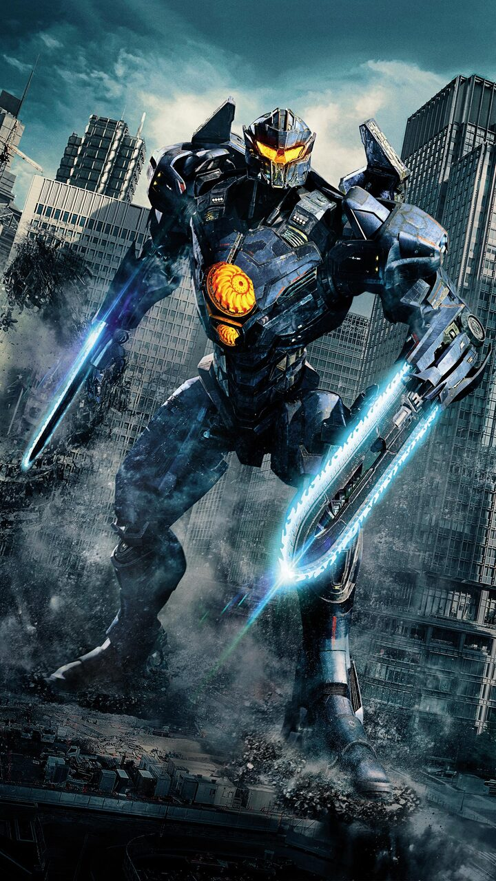 720x1280 pacific rim uprising 2018 movie 4k poster moto g,x xperia