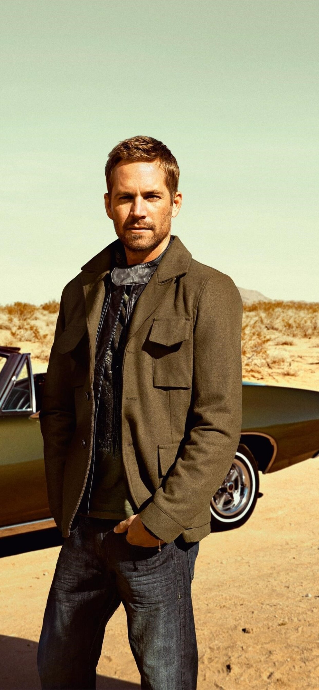 Paul Walker With Cars Iphone Xs Max