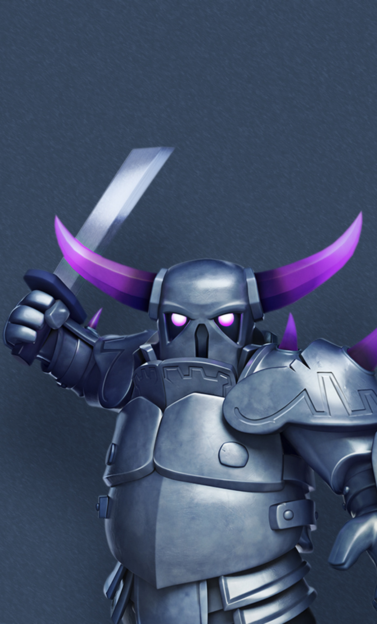 1280x2120 Pekka Clash Of Clans Iphone 6 Hd 4k Wallpapers Images Backgrounds Photos And Pictures