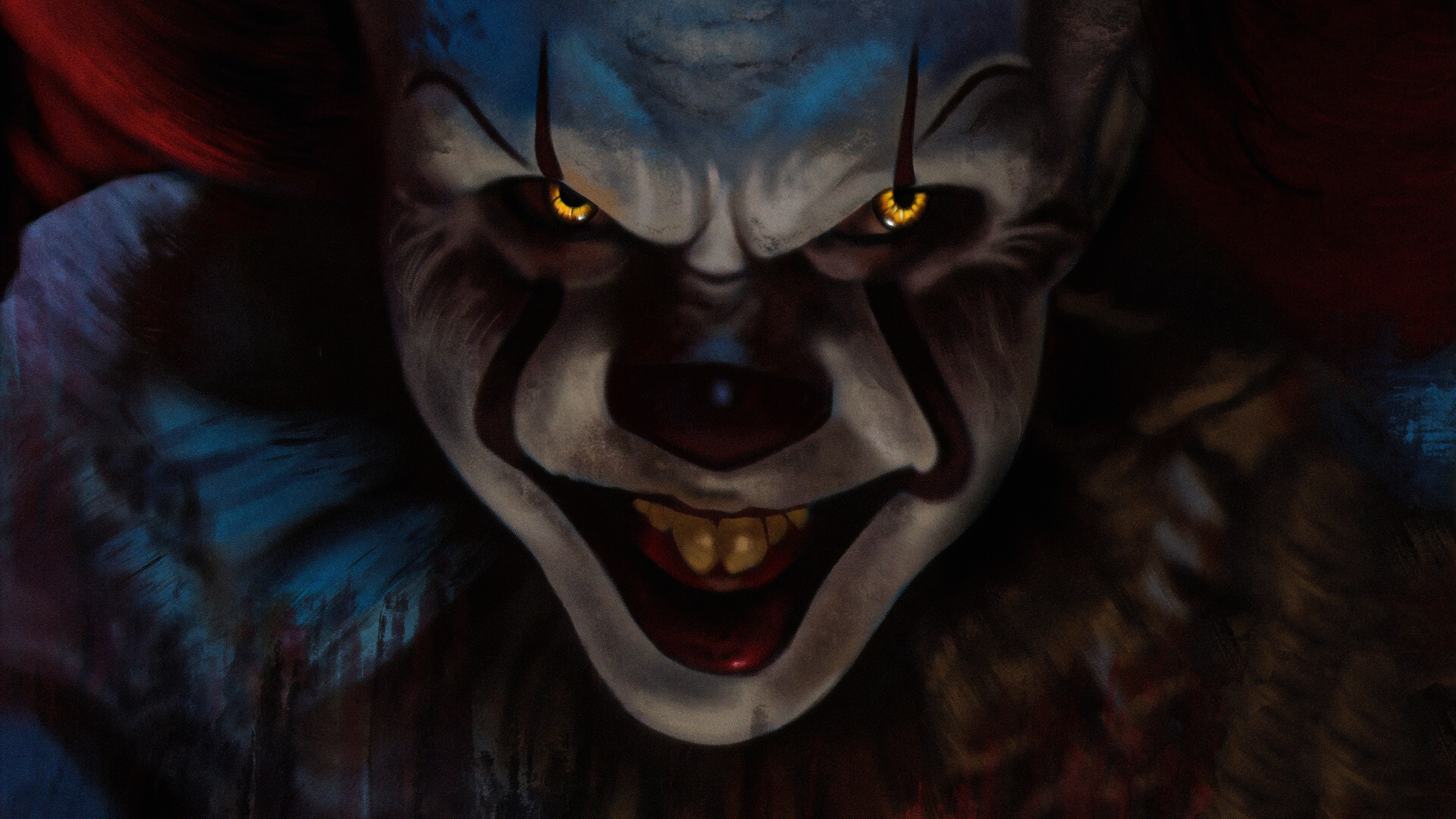 3840x2160 Pennywise 4k 2019 4k HD 4k Wallpapers, Images ...