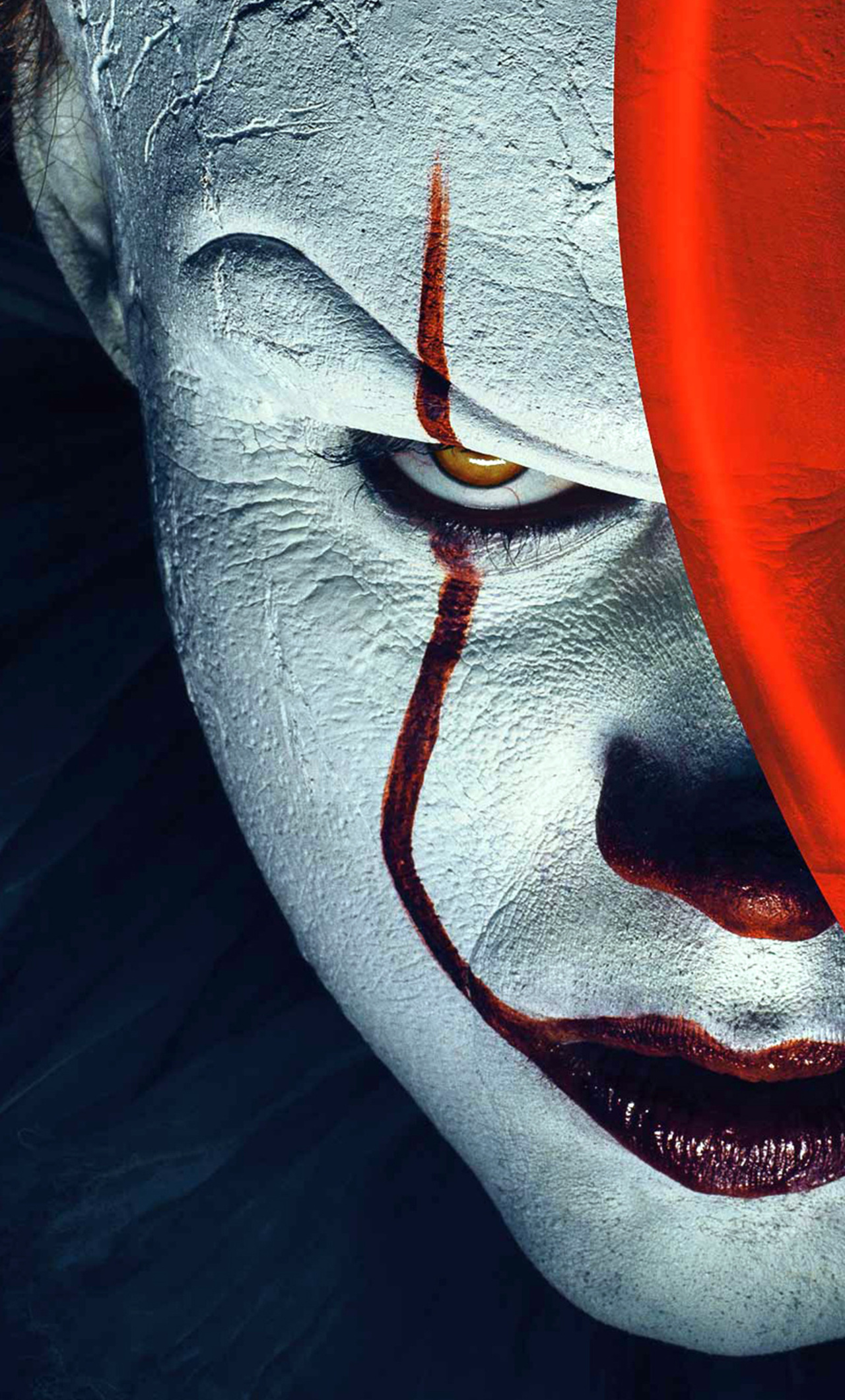 1280x2120 pennywise the clown it 2017 movie 4k iphone 6. Black Bedroom Furniture Sets. Home Design Ideas