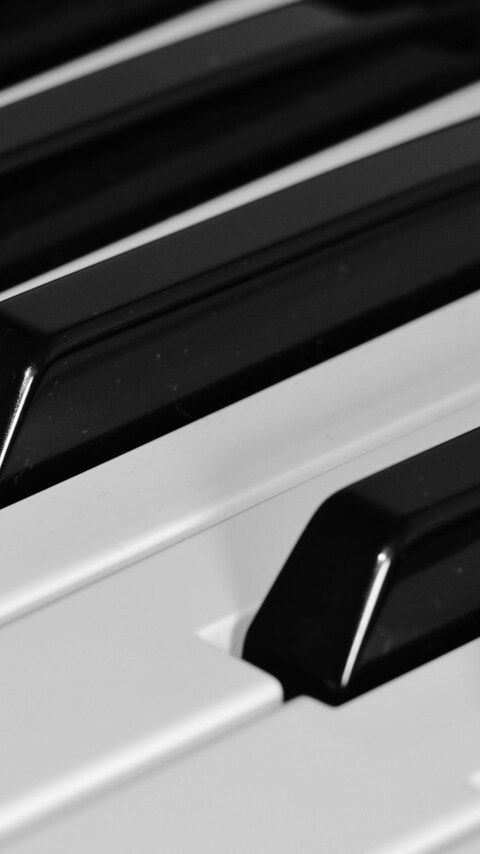 480x854 Piano Keys Android One Hd 4k Wallpapers Images