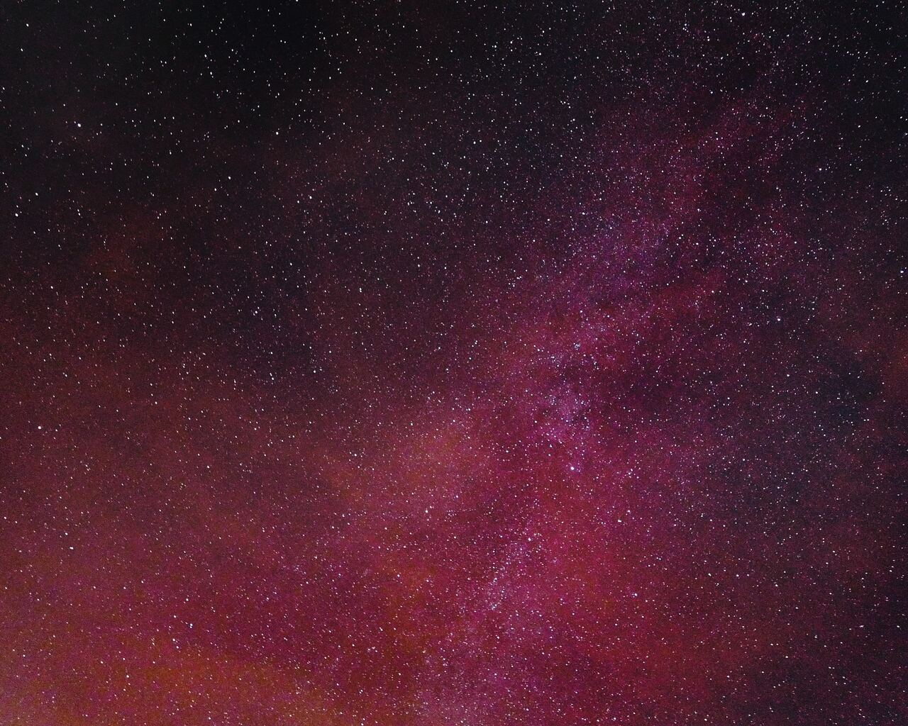 1280x1024 Pink Stars Night Astronomy 4k 1280x1024 Resolution Hd 4k Wallpapers Images Backgrounds Photos And Pictures