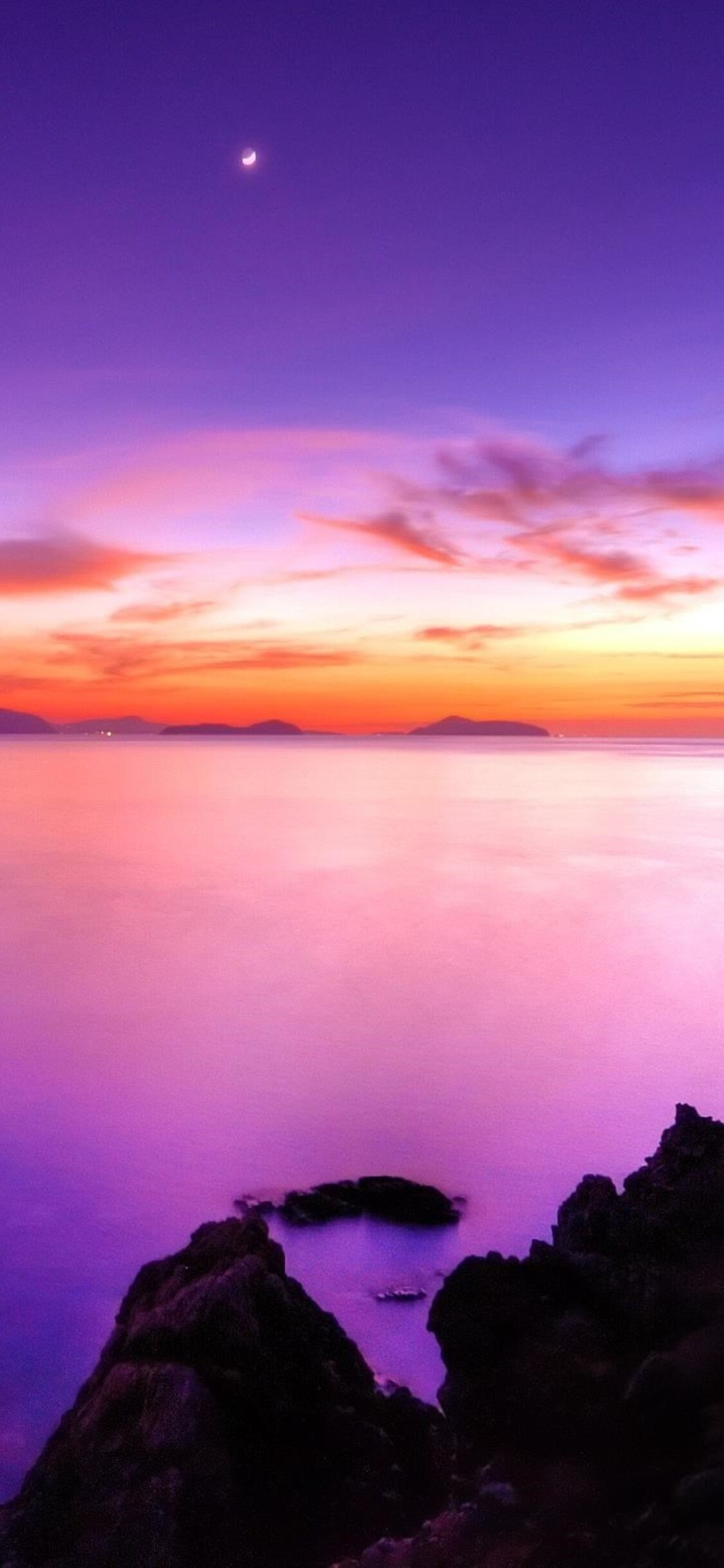 1125x2436 Pink Sunset Iphone XIphone 10 HD 4k Wallpapers Images