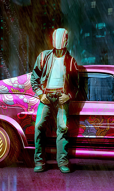 pink-vintage-car-man-standing-outside-1a.jpg