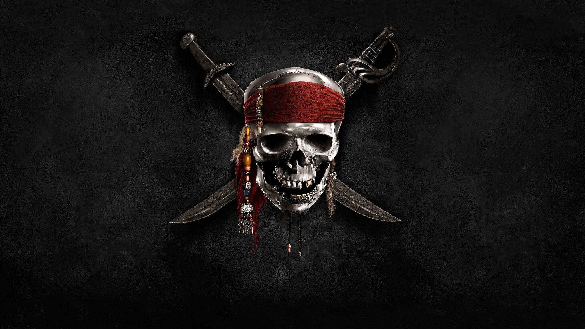 Пиратский флаг анонимно