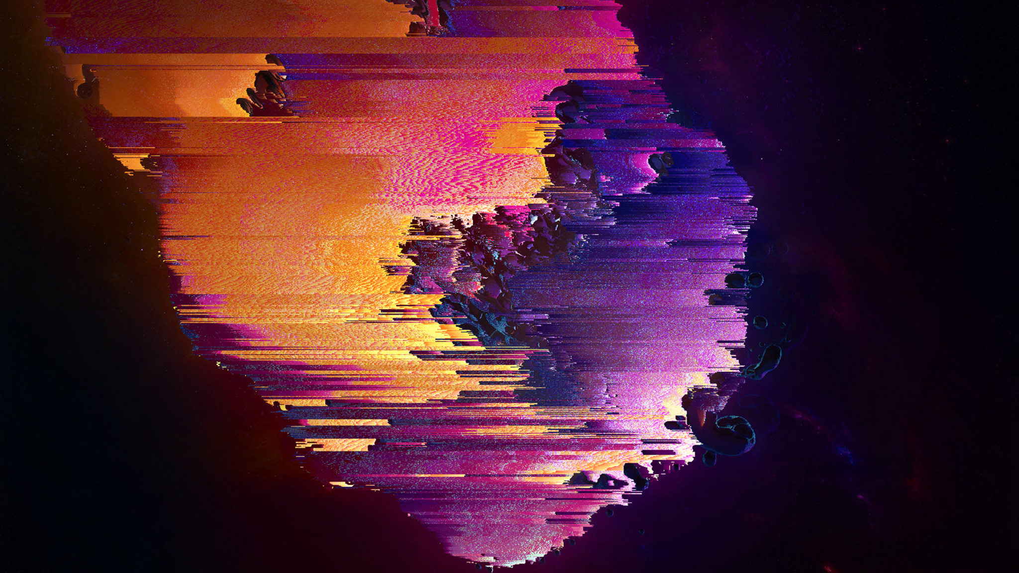 2048x1152 Pixels Glitch Abstract 2048x1152 Resolution Hd 4k