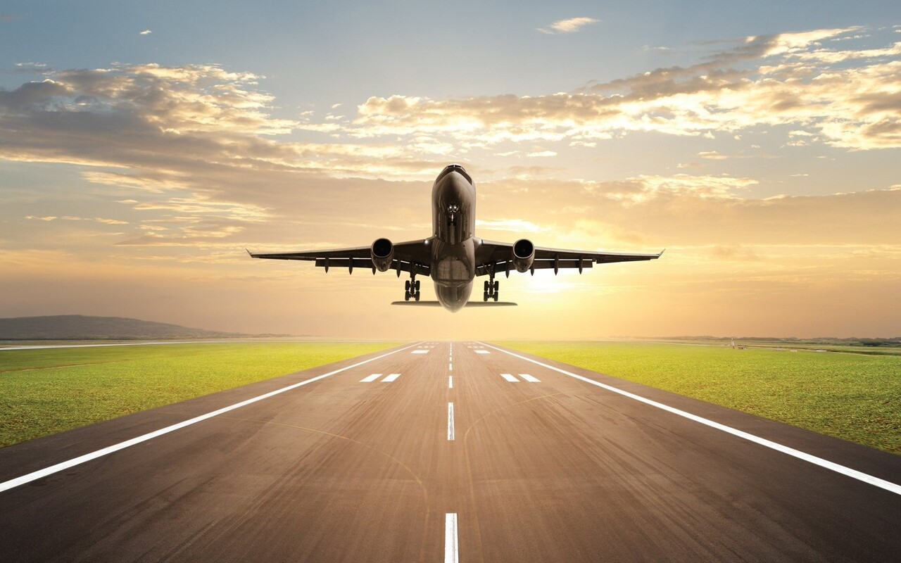 1280x800 Plane Taking Off 720p Hd 4k Wallpapers Images Backgrounds Photos And Pictures