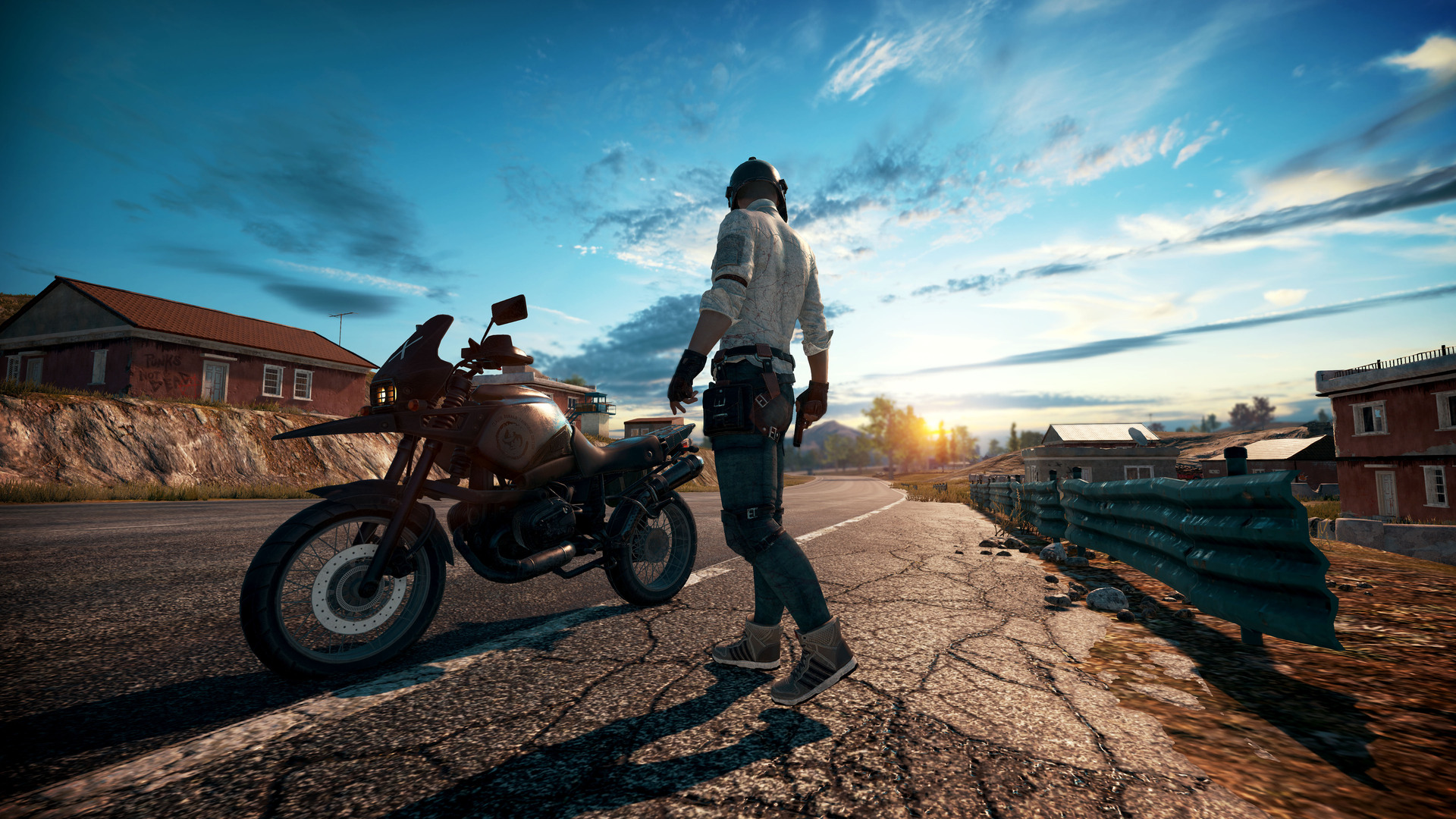 Pubg Wallpaper 1920x1080: 1920x1080 PlayerUnknowns Battlegrounds 5k Screenshot