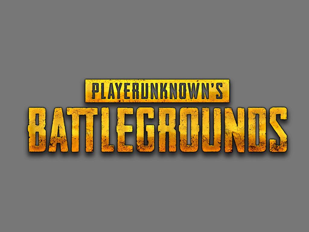 Playerunknowns Battlegrounds Pubg 5k Wallpaper: 1024x768 PlayerUnknowns Battlegrounds Logo 5k 1024x768