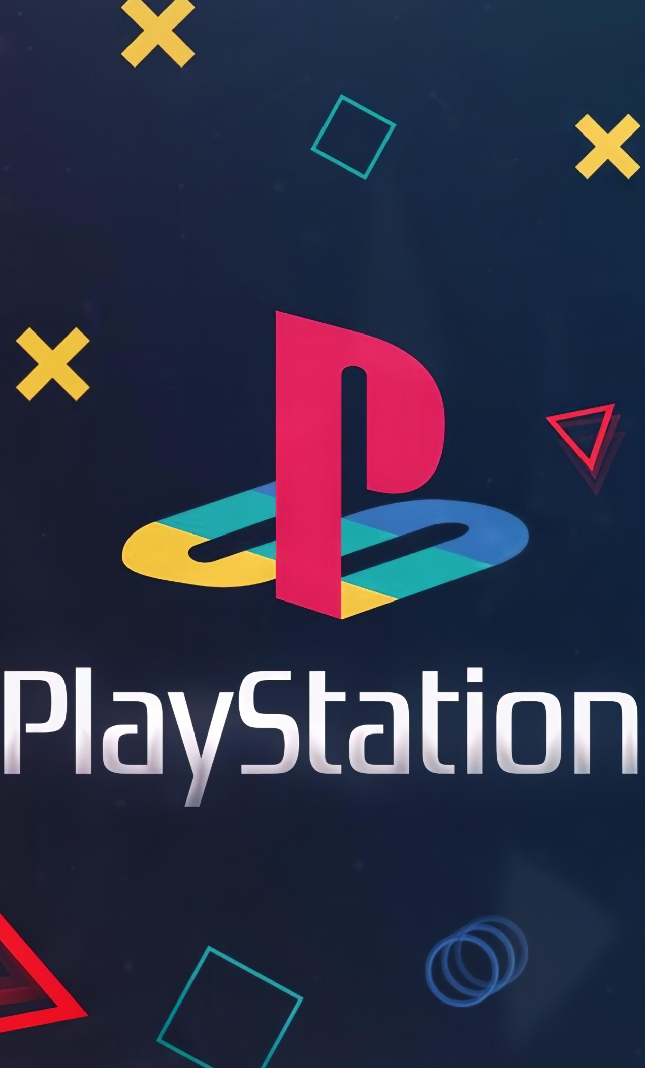 1280x2120 Playstation Logo Background 4k Iphone 6 Hd 4k Wallpapers Images Backgrounds Photos And Pictures