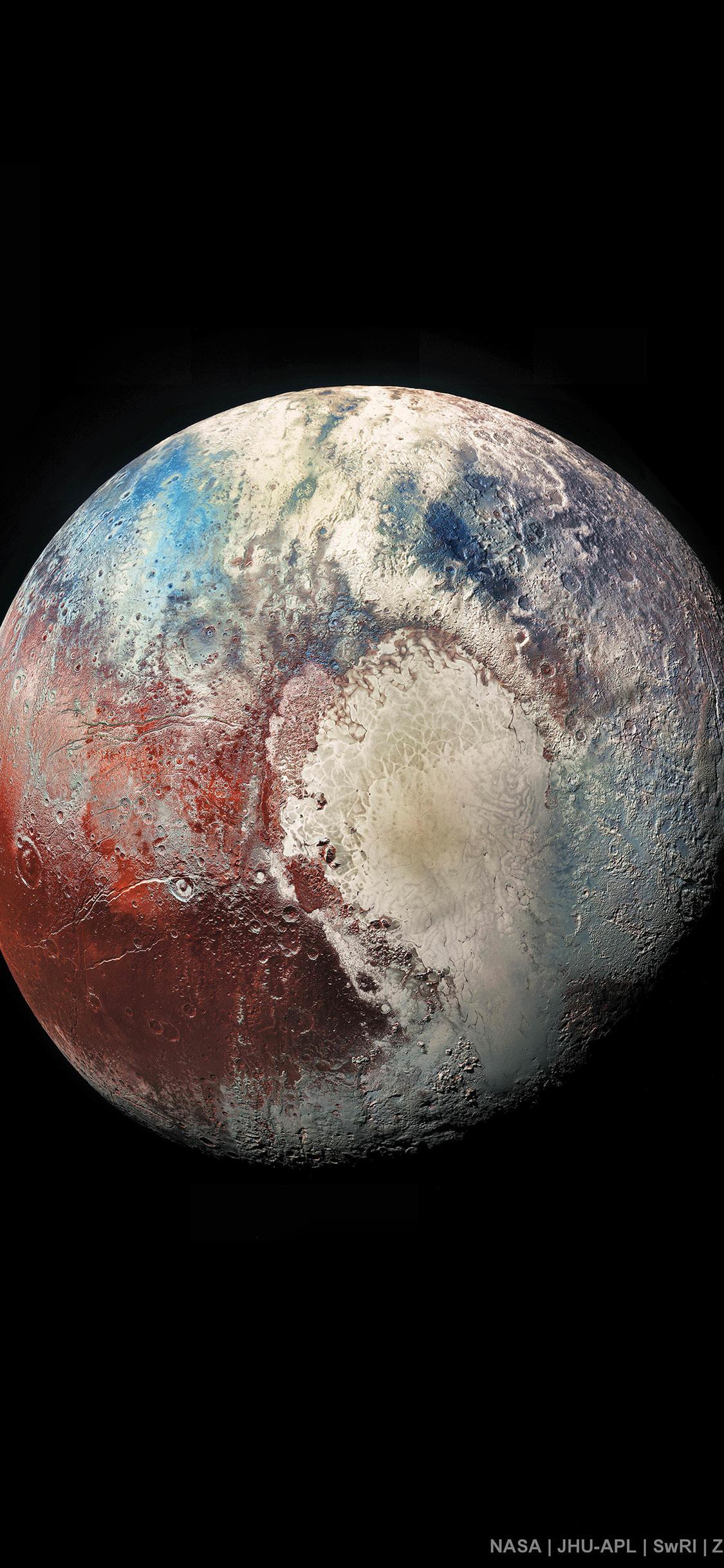 1125x2436 Pluto 8k Iphone Xs Iphone 10 Iphone X Hd 4k