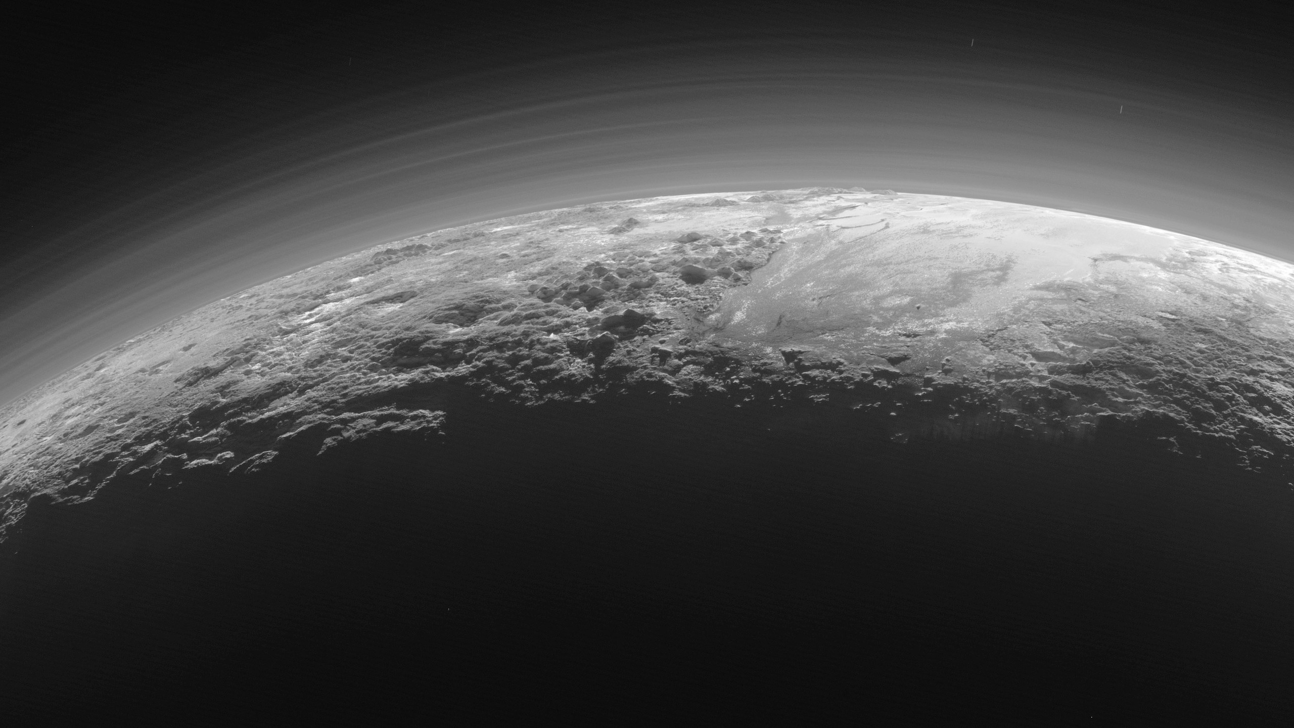2560x1440 Pluto Original Nasa 1440p Resolution Hd 4k Wallpapers Images Backgrounds Photos And Pictures