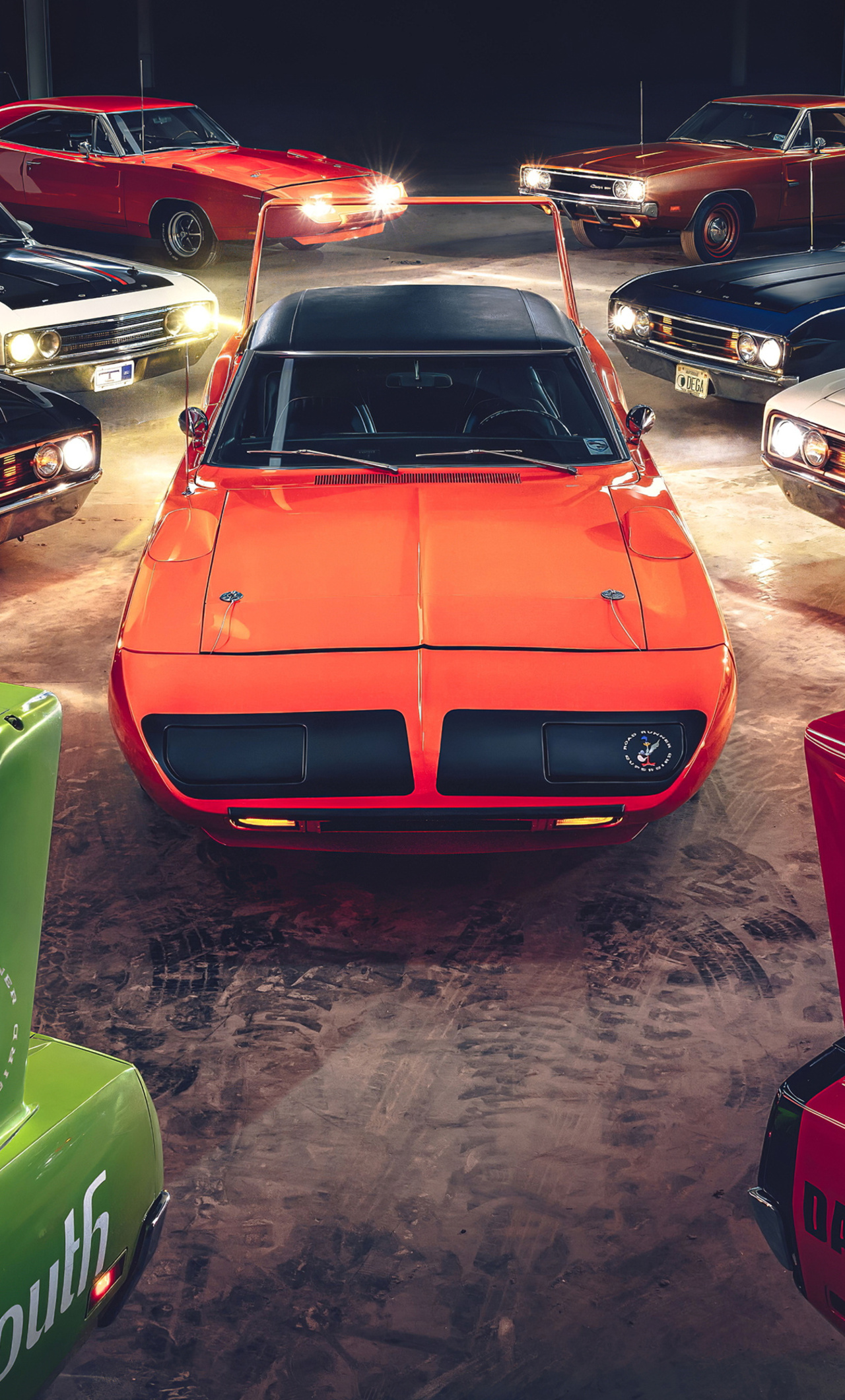1280x2120 Plymouth Superbird Dodge Charger Daytona 4k Iphone 6 Hd 4k Wallpapers Images Backgrounds Photos And Pictures