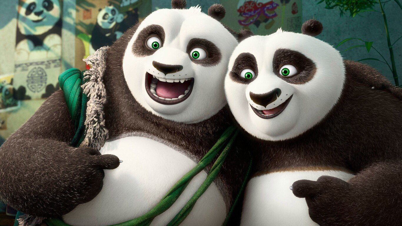 1366x768 po li kung fu panda 3 1366x768 resolution hd 4k wallpapers