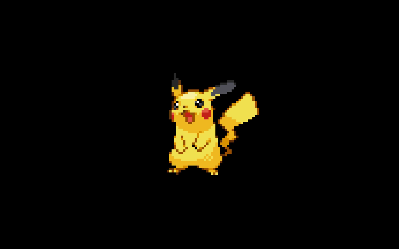 2880x1800 Pokemon 8 Bit Minimalism Macbook Pro Retina Hd 4k