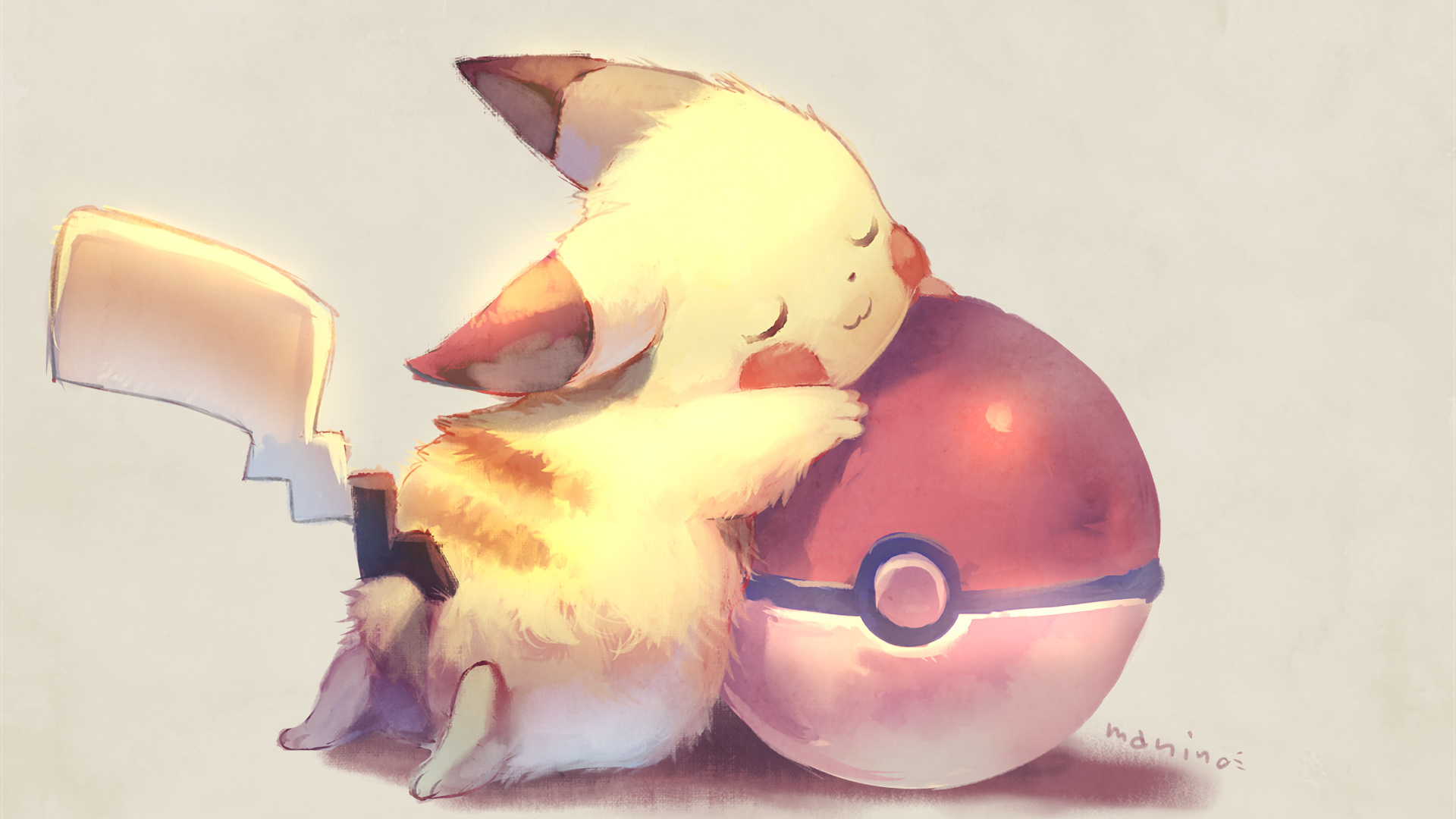 1920x1080 Pokemon Cute Artwork Laptop Full HD 1080P HD 4k Wallpapers, Images, Backgrounds ...